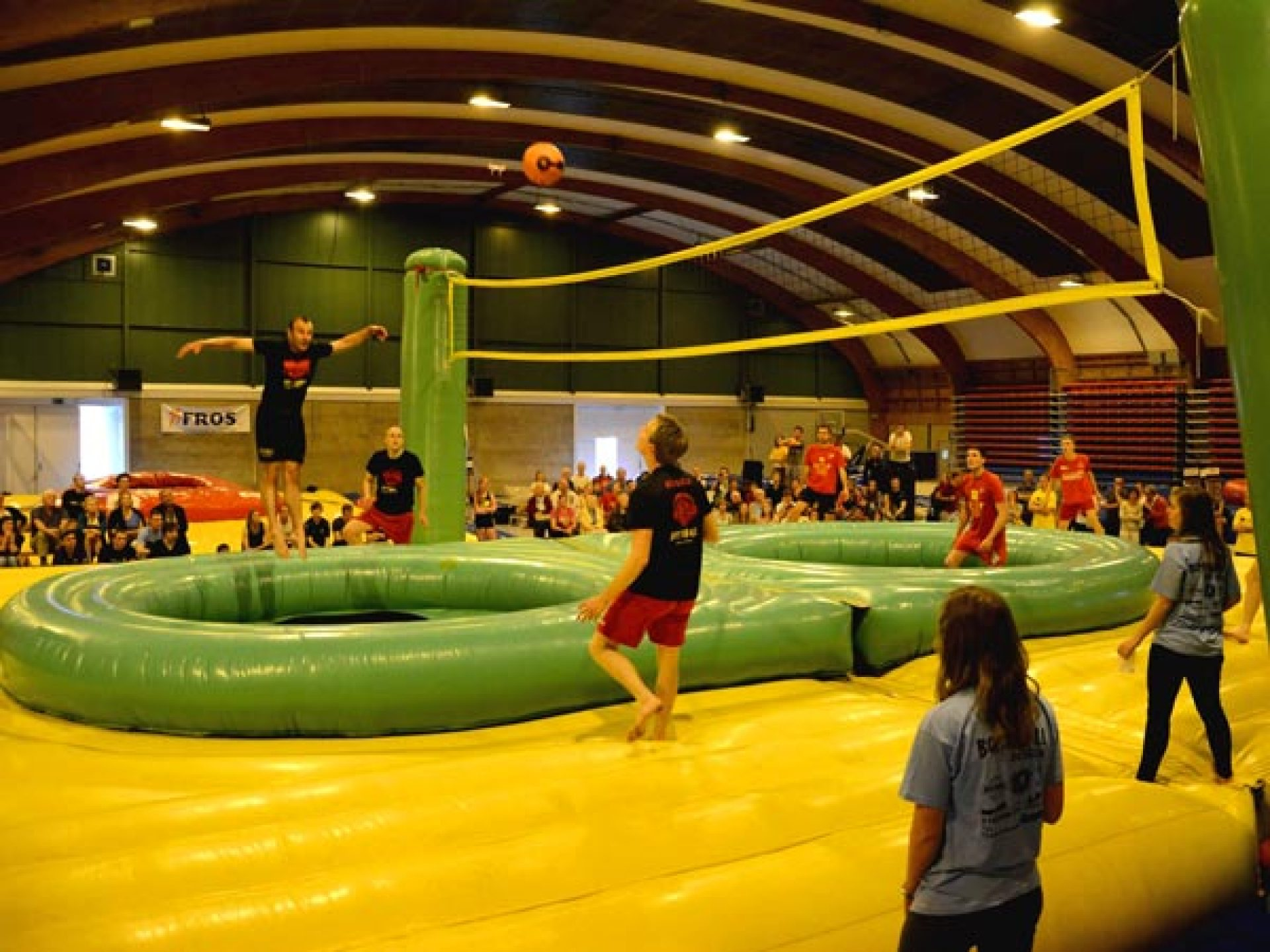 Bossaball emerges as a new indoor sport 1920x1440