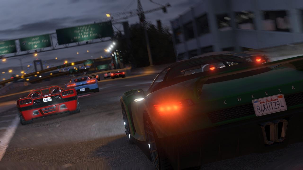 GTA Online supports 16 players cash for cash microtransactions 1280x720