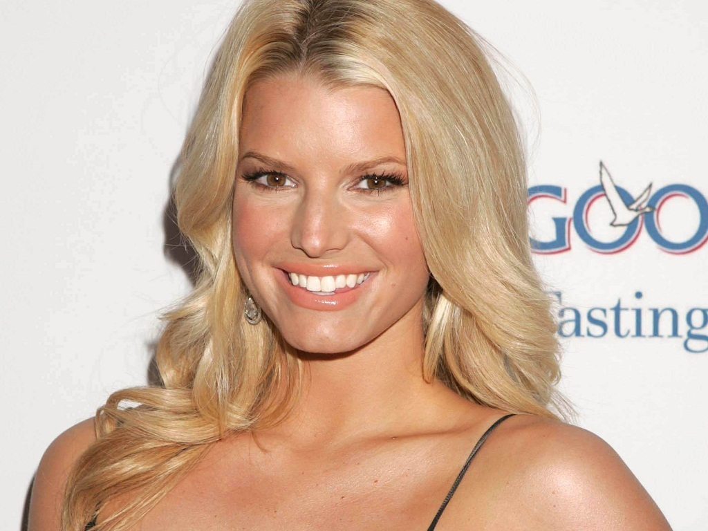 Jessica Wallpaper   Jessica Simpson Wallpaper 22357973 1024x768