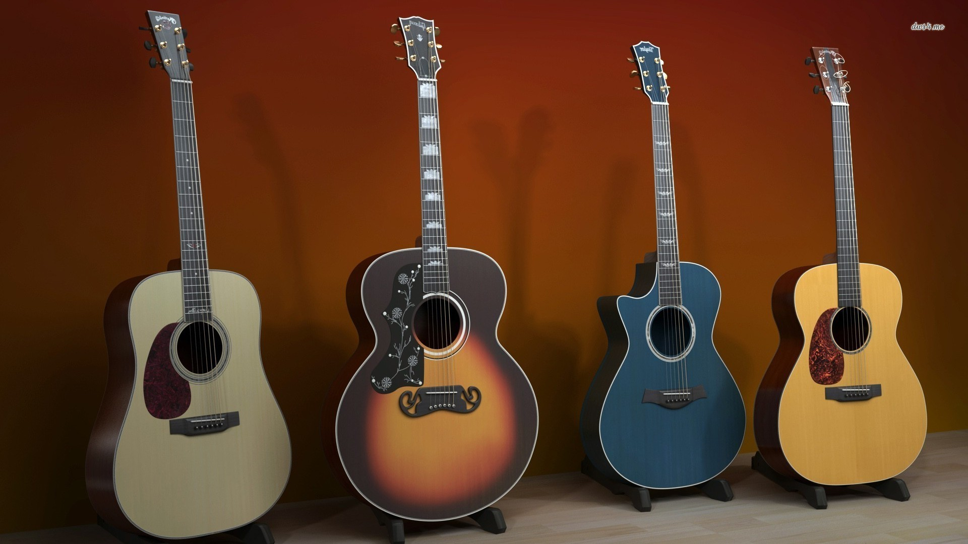 Classical guitars wallpaper   Music wallpapers   8060 1920x1080
