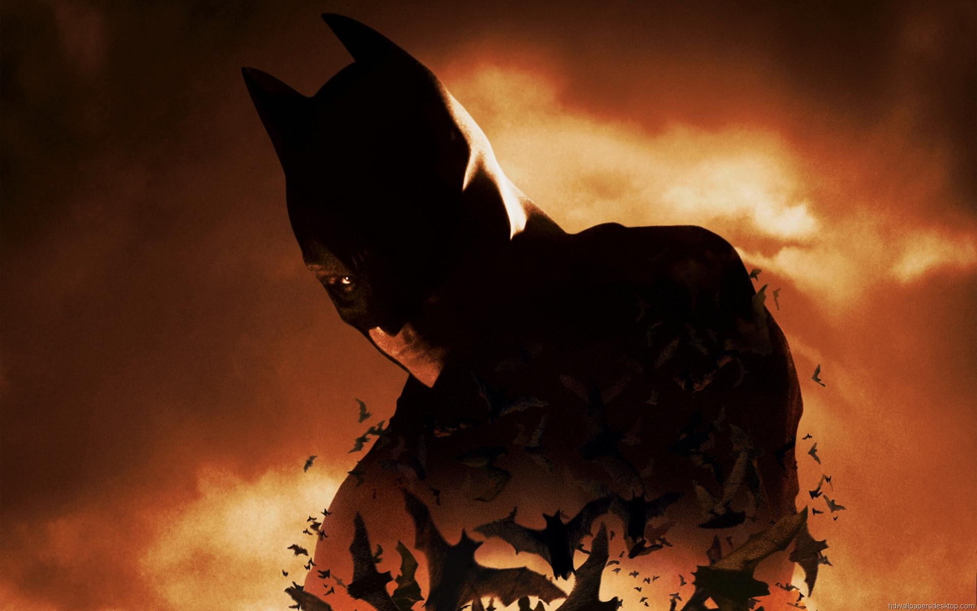 Wallpapers Movie Desktop Backgrounds Batman Begins Wallpaper 2 1920x1200