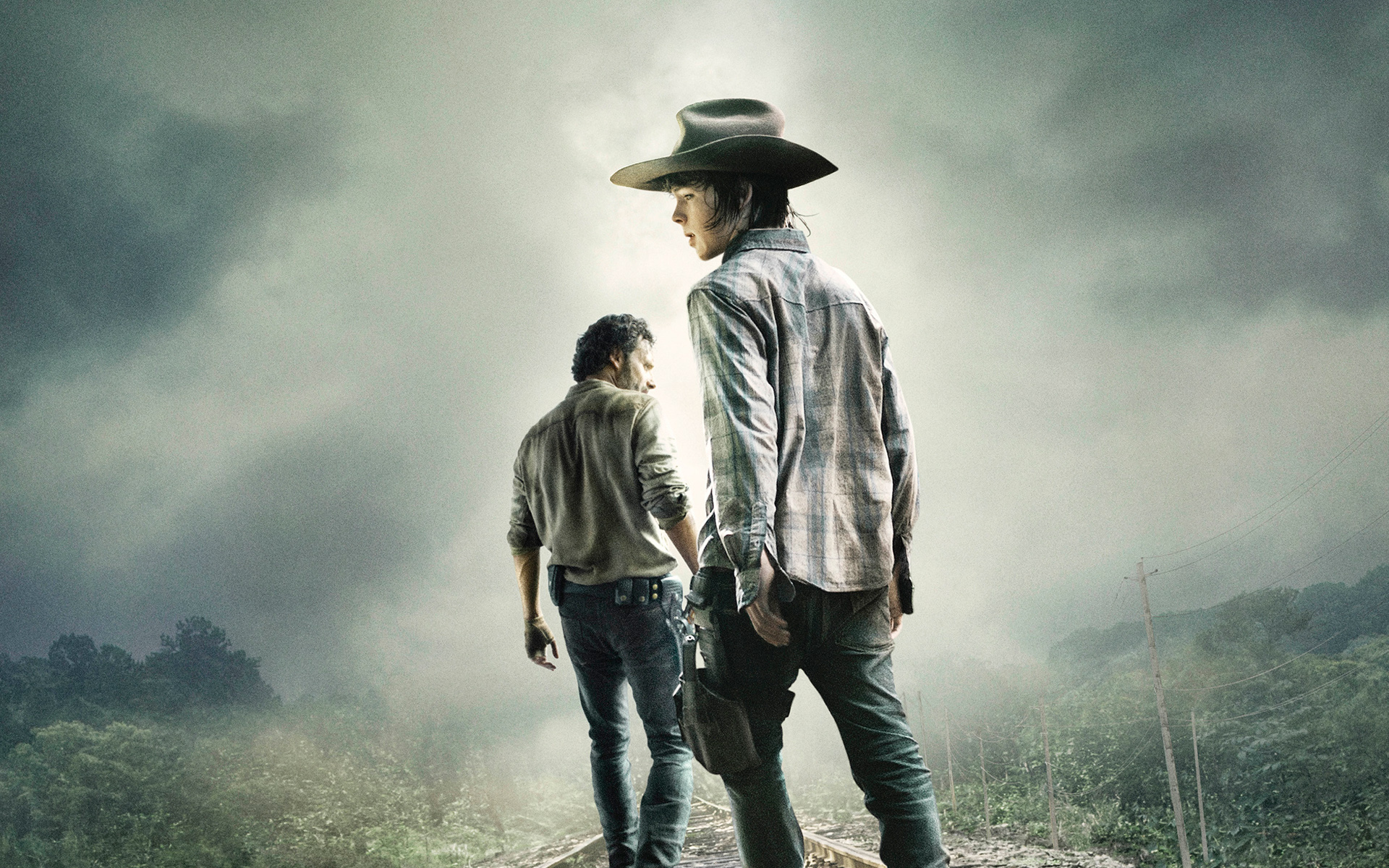The Walking Dead 2014 Wallpapers HD Wallpapers 1920x1200