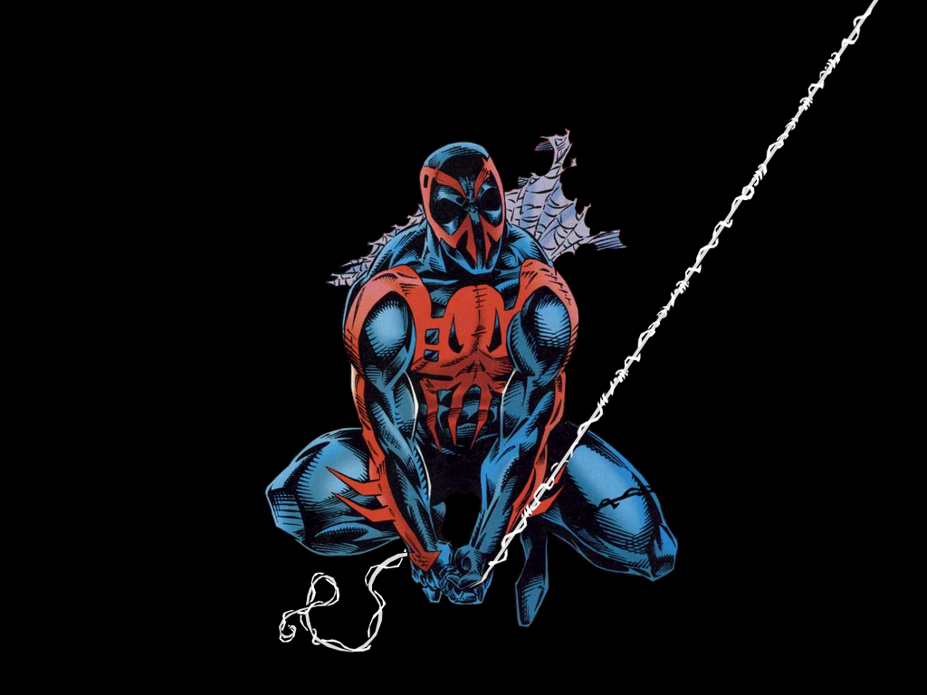 Spider Man 2099 Wallpaper: Spider Man 2099 HD Wallpaper
