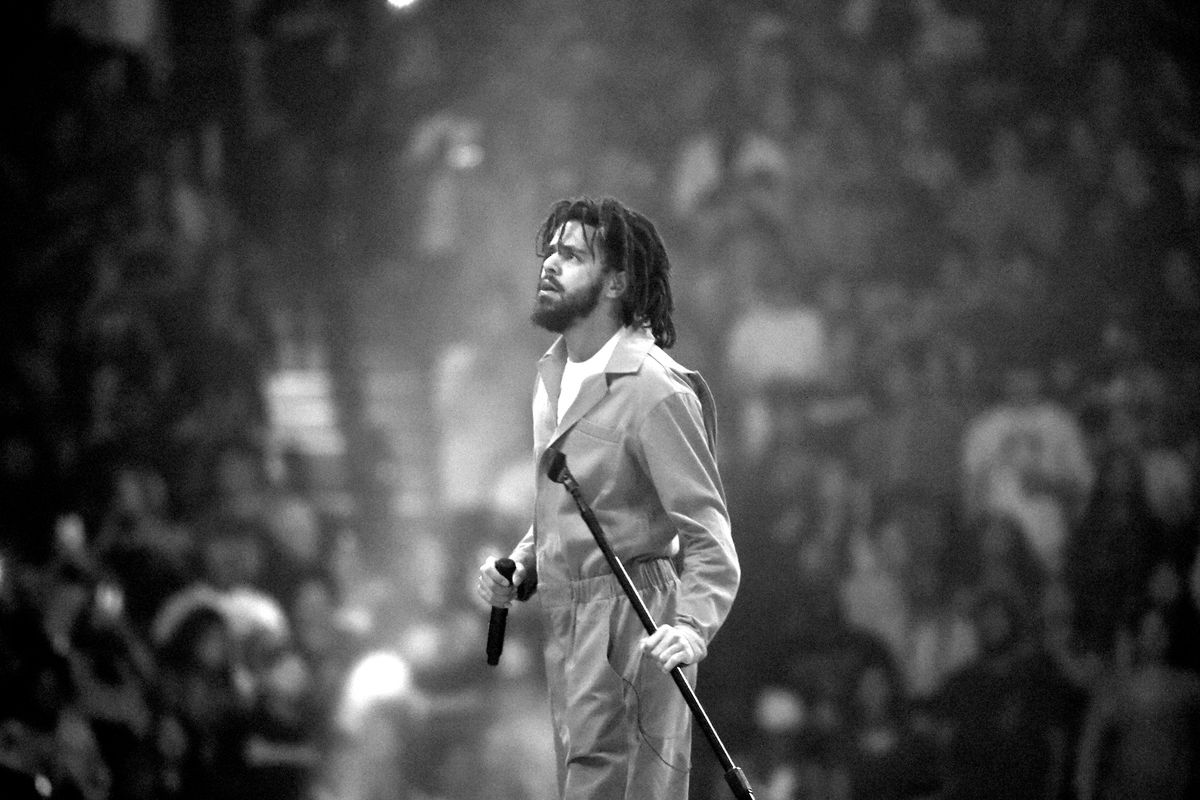 J Cole breaks Apple Musics first day streaming record in the US 1200x800