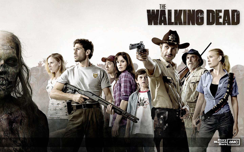 The Walking Dead Wallpapers 1440x900