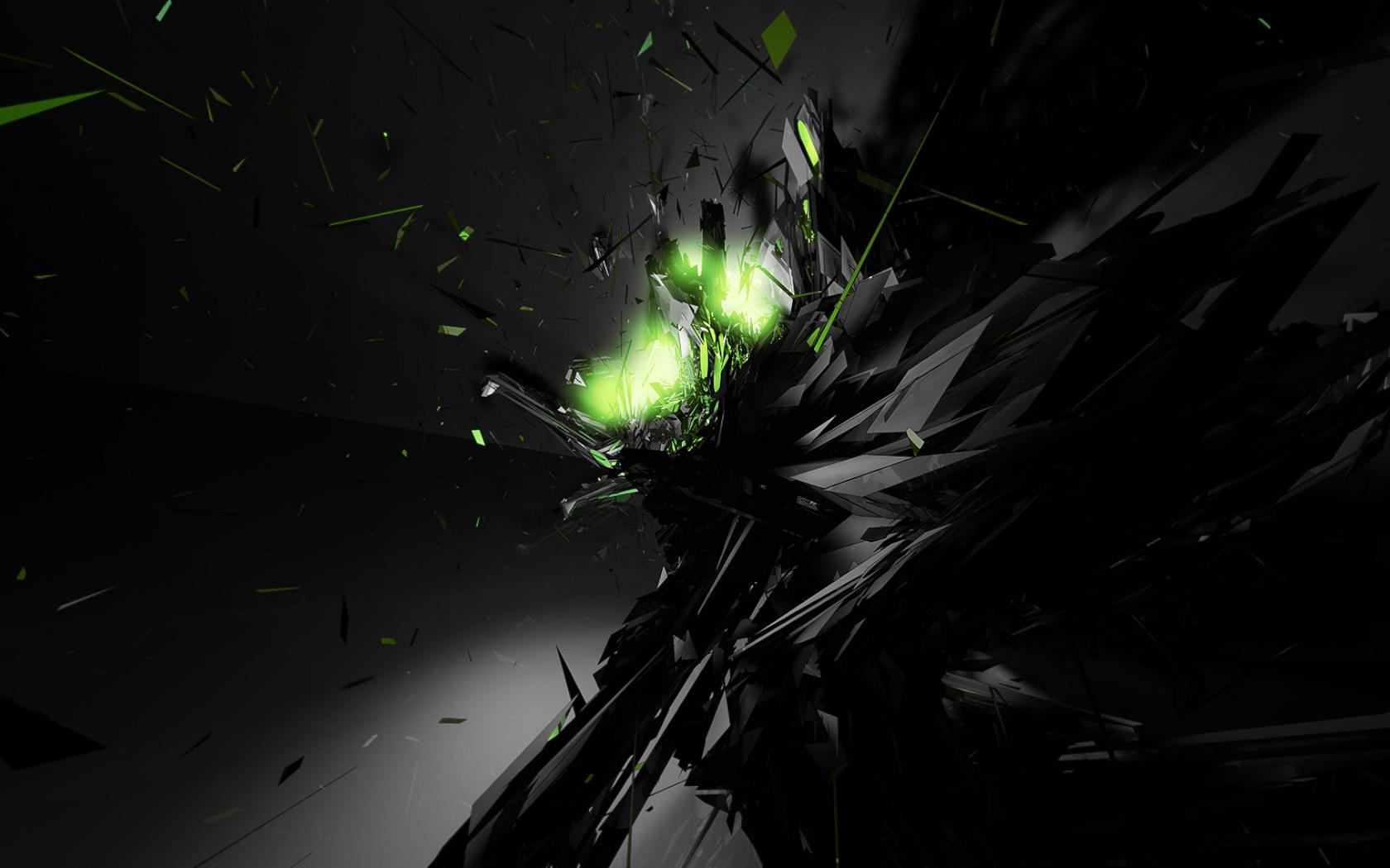 Dark Abstract Wallpaper Download HD Wallpapers 1680x1050