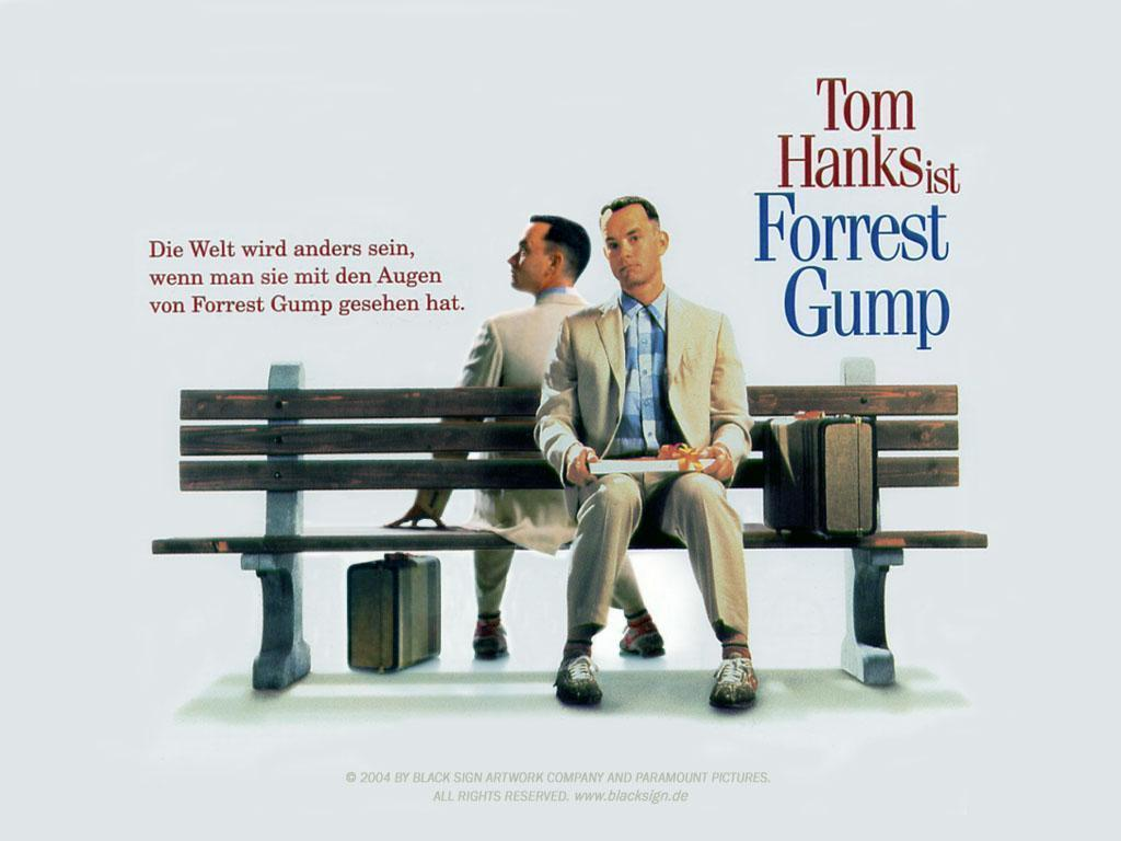 forrest gump movie questions