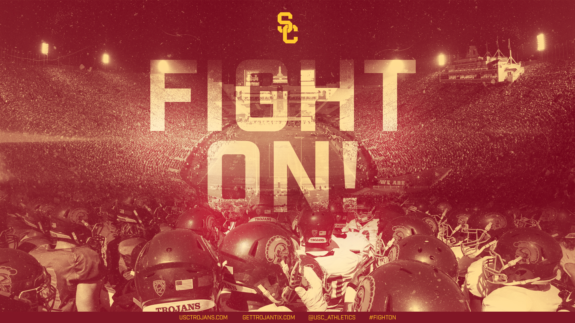 Usc Football Wallpaper wwwgalleryhipcom   The Hippest Pics 1920x1080