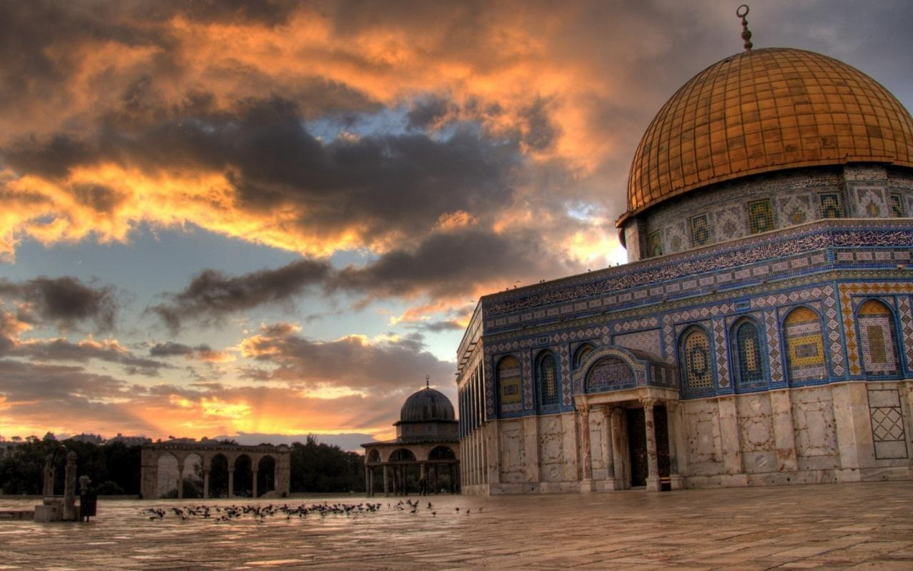Jerusalem Wallpapers for Android   APK Download 1280x800