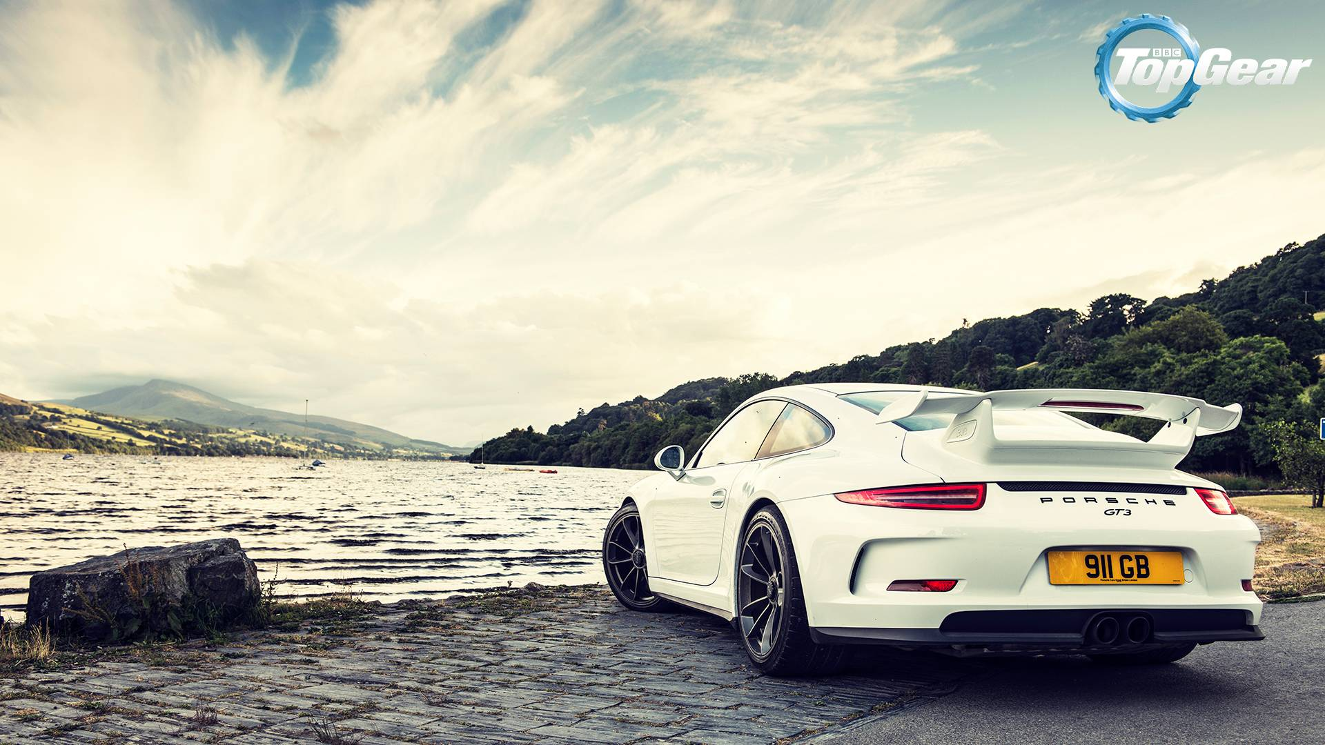 Porsche GT3 Wallpapers 1920x1080
