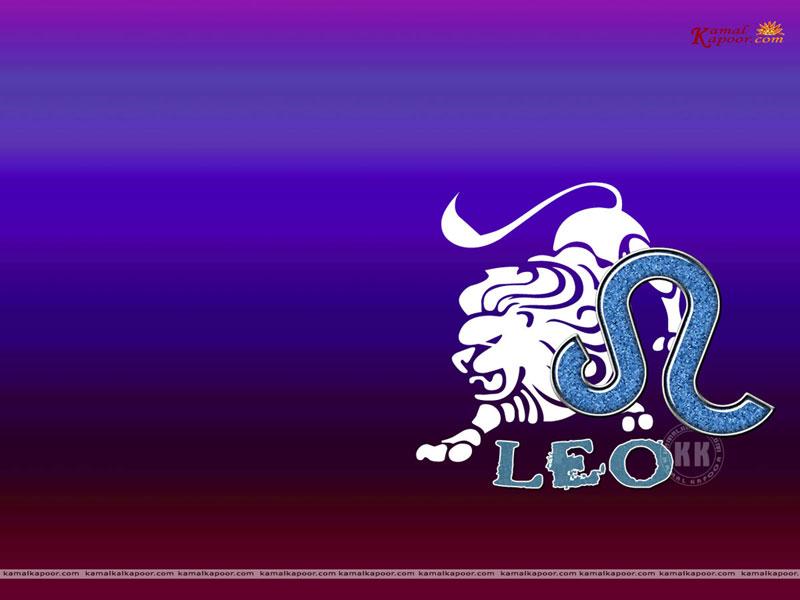 Leo Zodiac Wallpapers Wallpapersafari