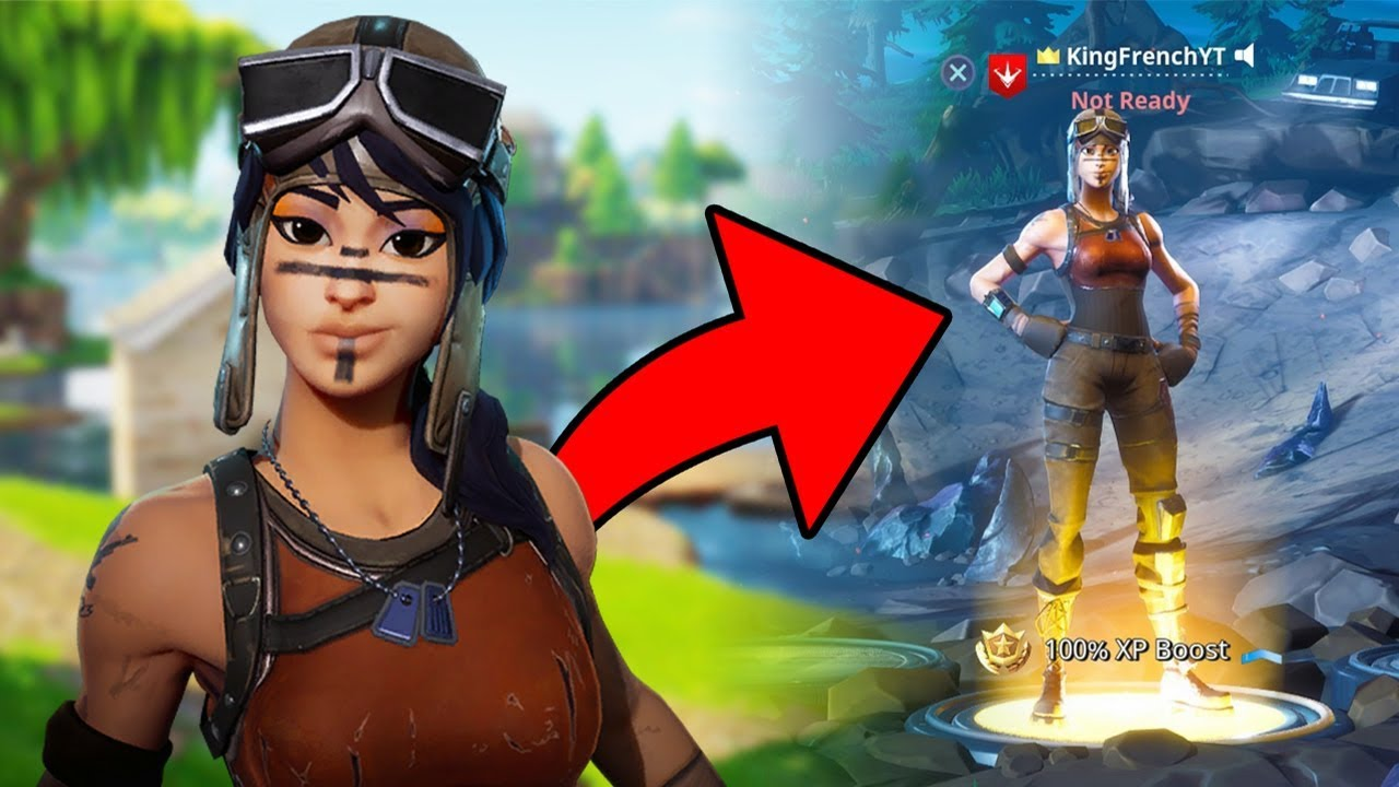 Free Download How To Get Renegade Raider In Fortnite