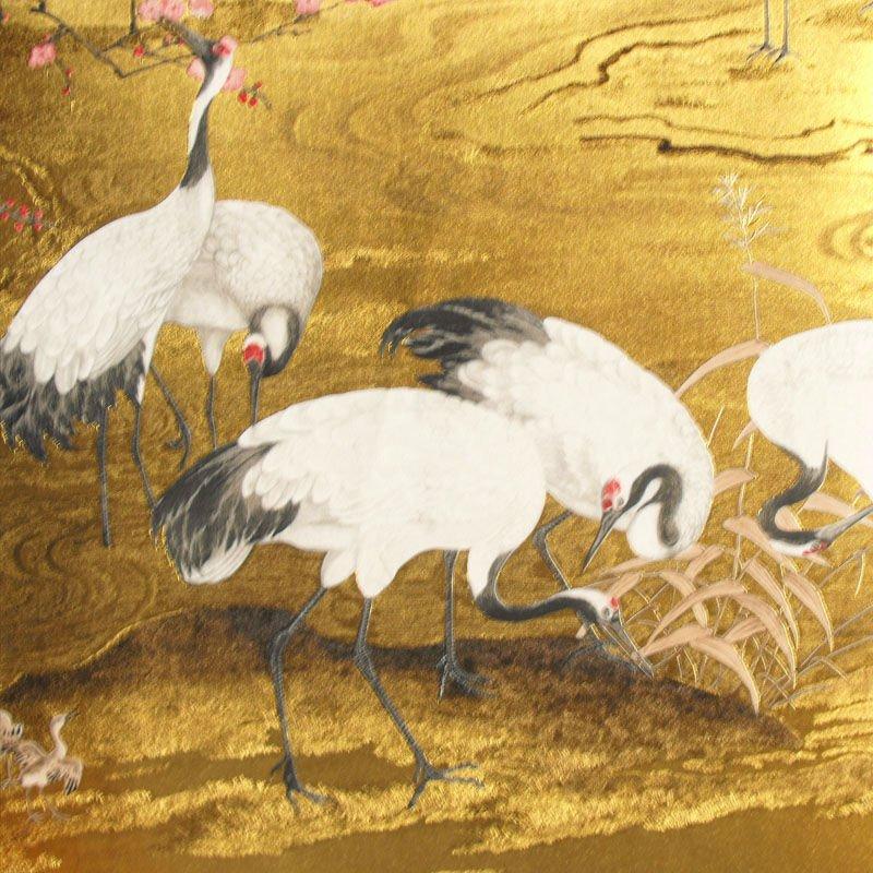 Gold Wallpaper Canada: Foil Backed Wallpaper