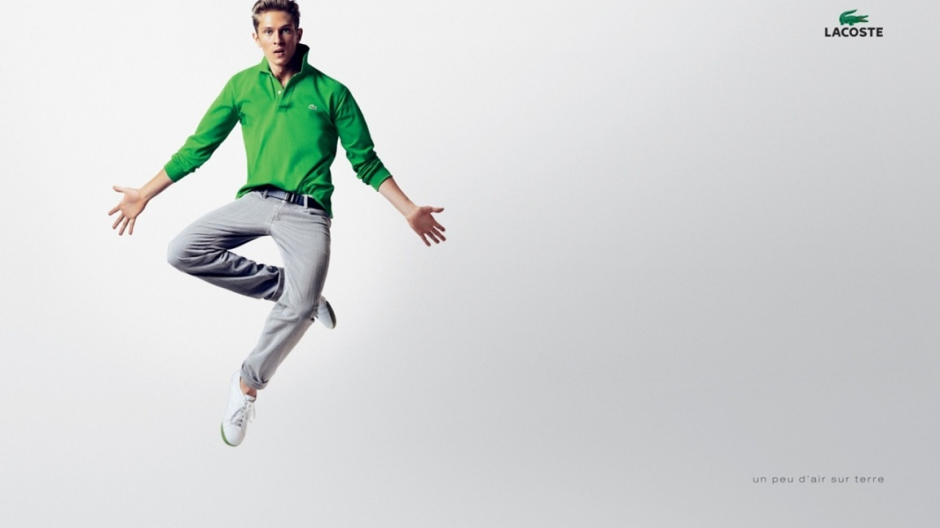 Clothes Lacoste wallpapers and images   wallpapers pictures photos 1366x768