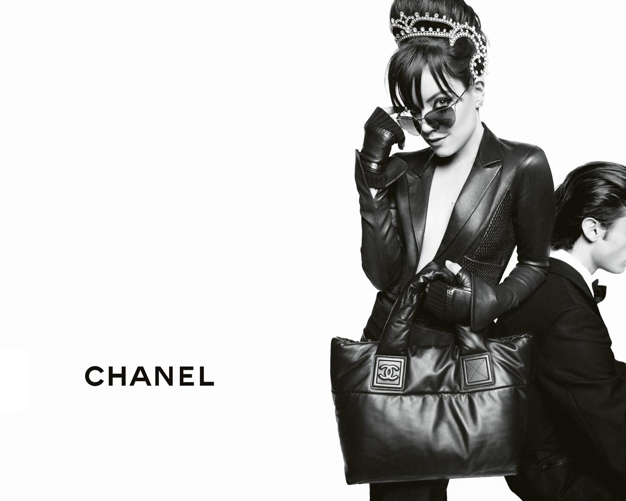 Coco Chanel Wallpaper HD WallpaperMinecom 1280x1024