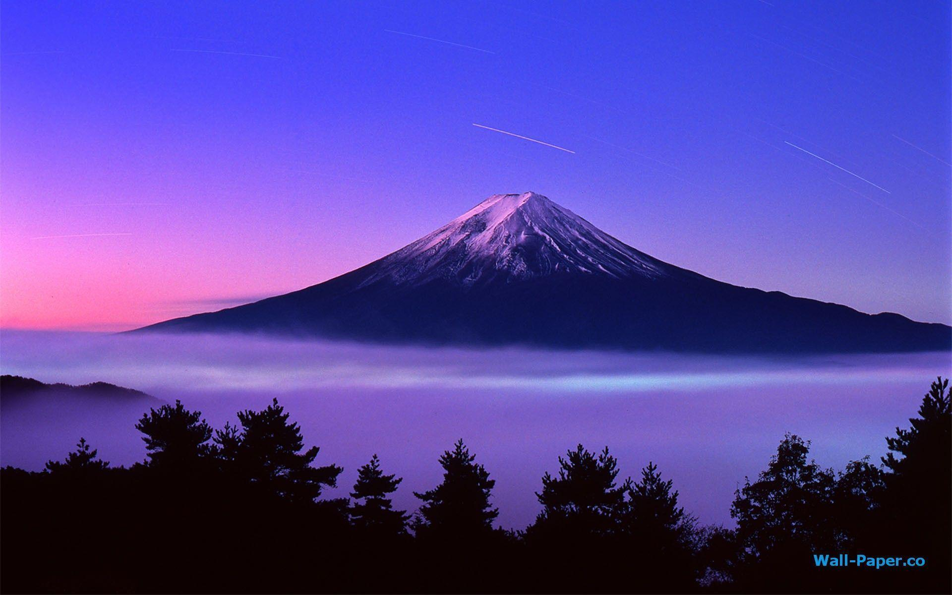 Mount Fuji Wallpapers and Background Images   stmednet 1920x1200