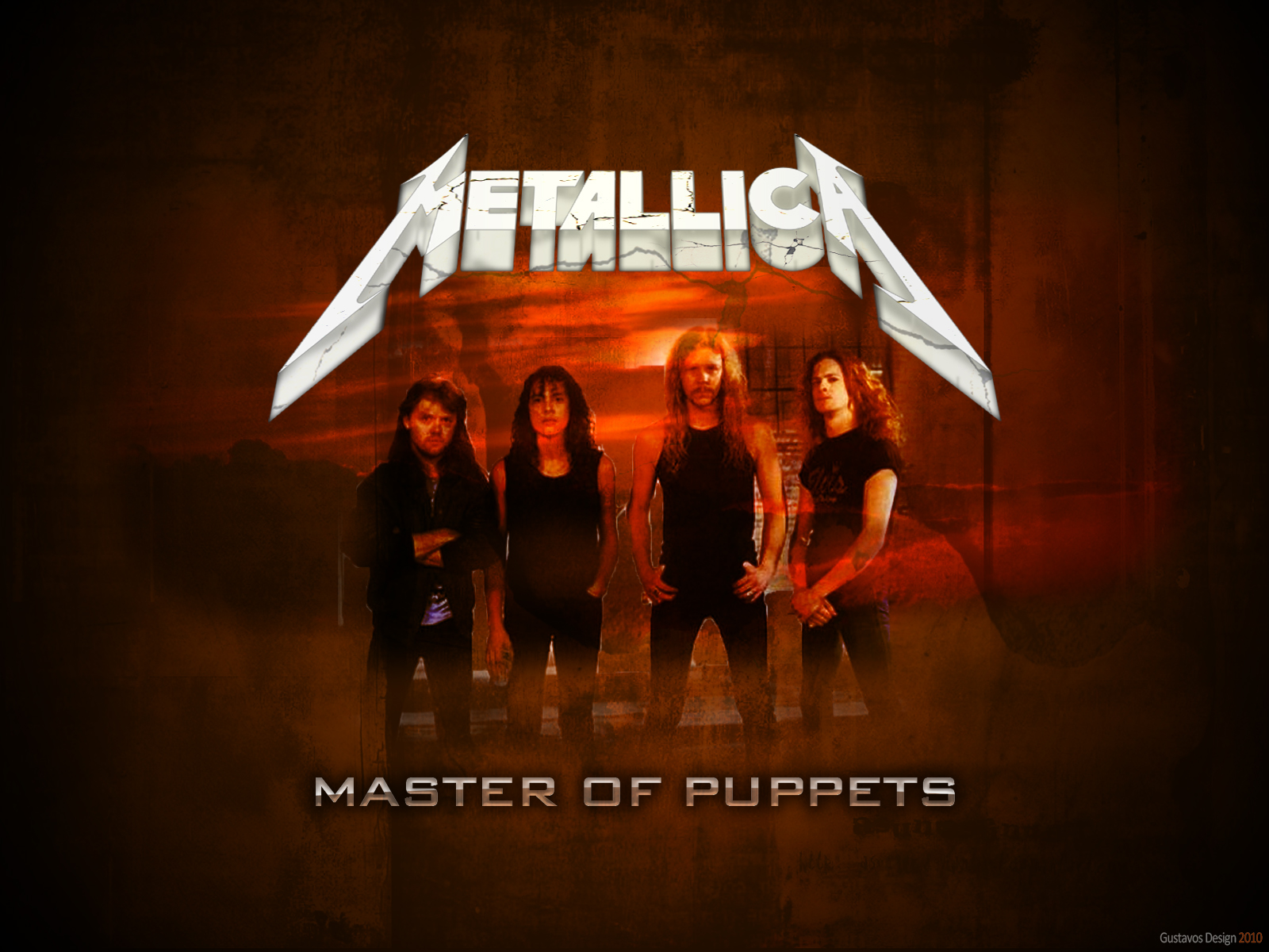 Metallica Master of Puppets Wallpaper - WallpaperSafari