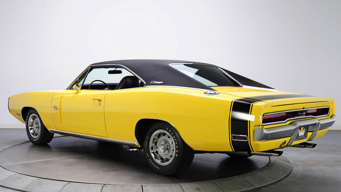 Free Download Download Dodge Charger Rt Wallpaper 1366x768 For