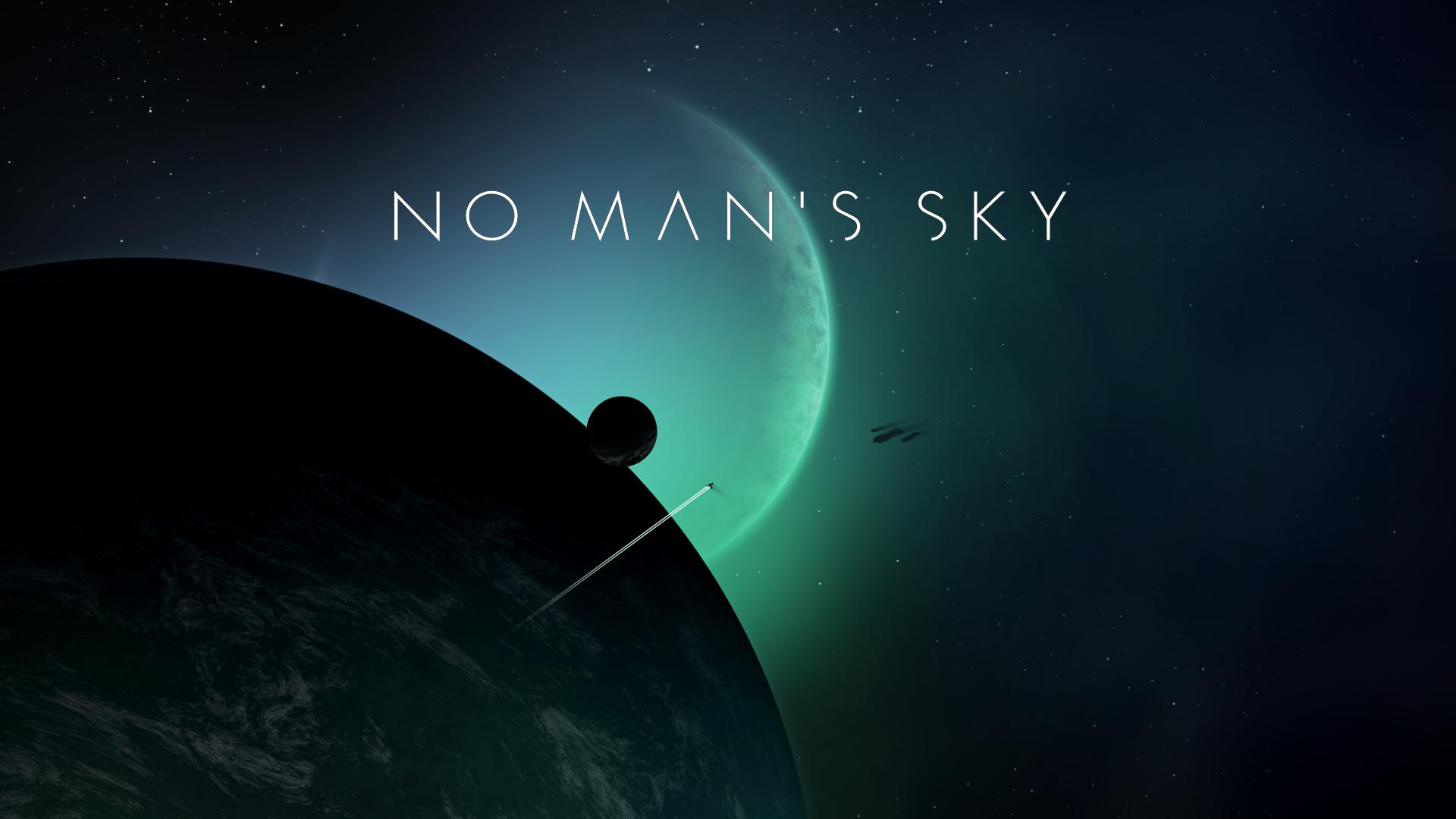 No Man's Sky IPhone Wallpaper