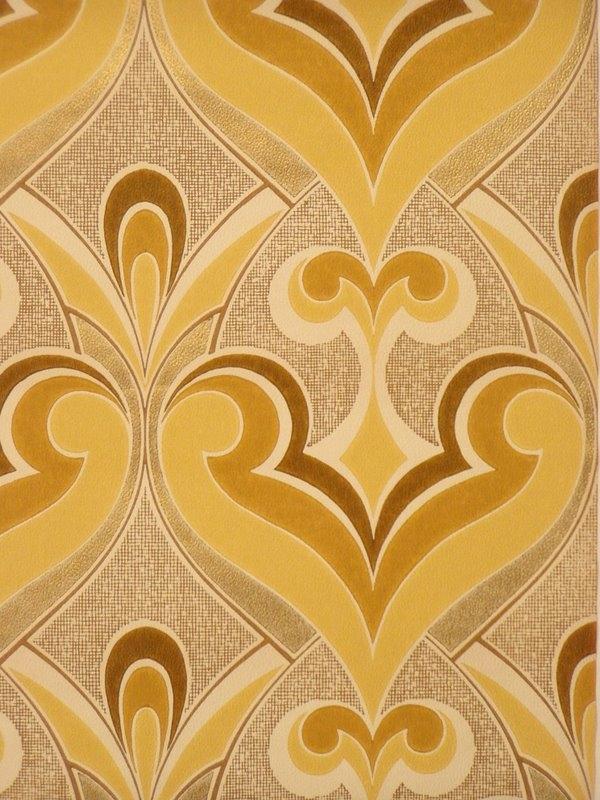 wallpaper with gold vintage geometrical wallpaper retro geometric 600x800