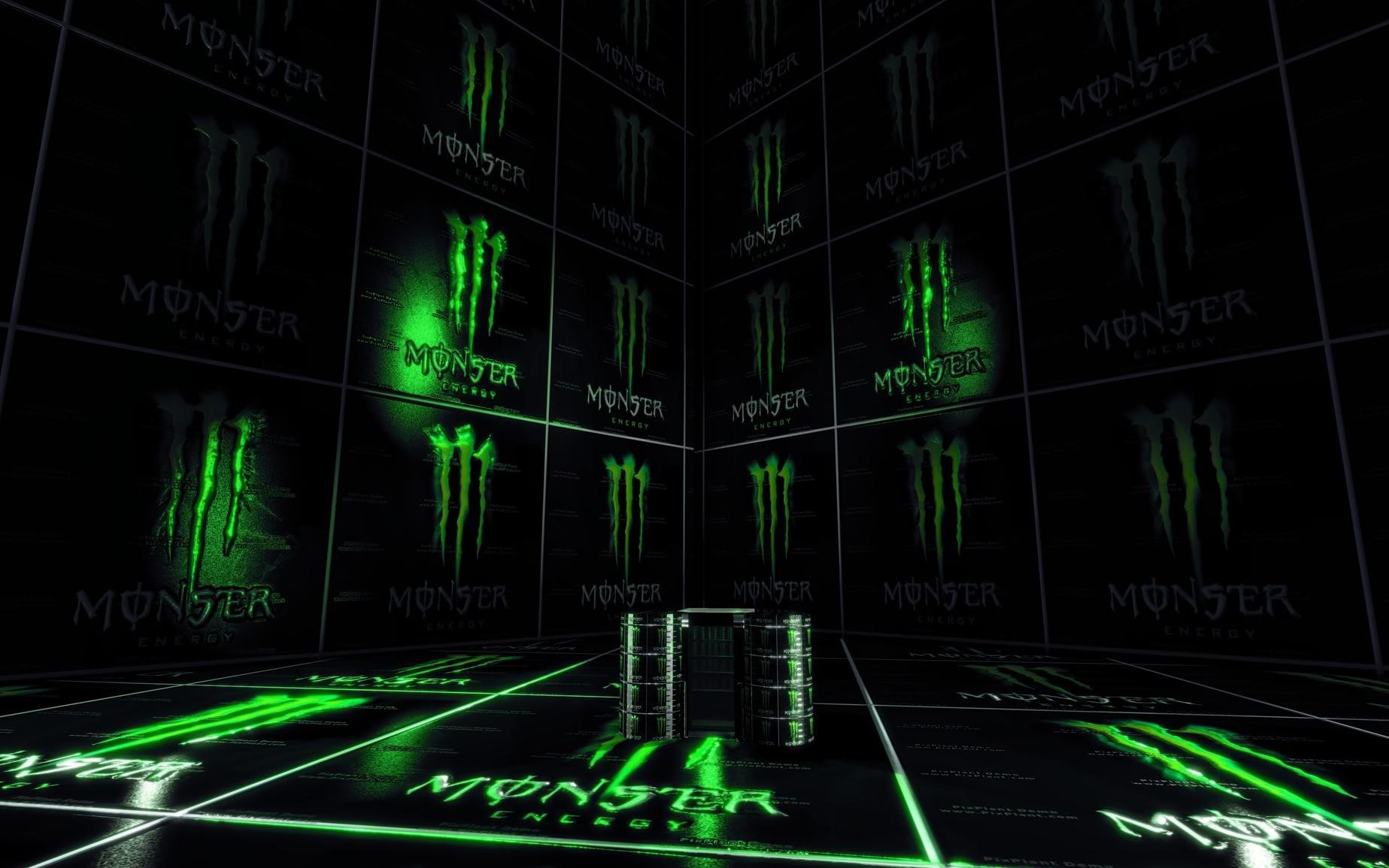 Monster logo wallpaper wallpapersafari monster energy logo wallpaper monster energy logo wallpaper voltagebd Choice Image