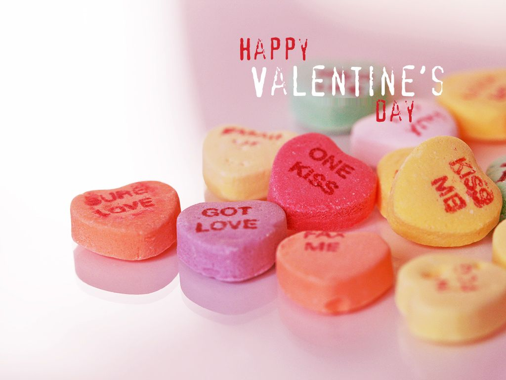 Happy Valentines Day Wallpapers 1024x768
