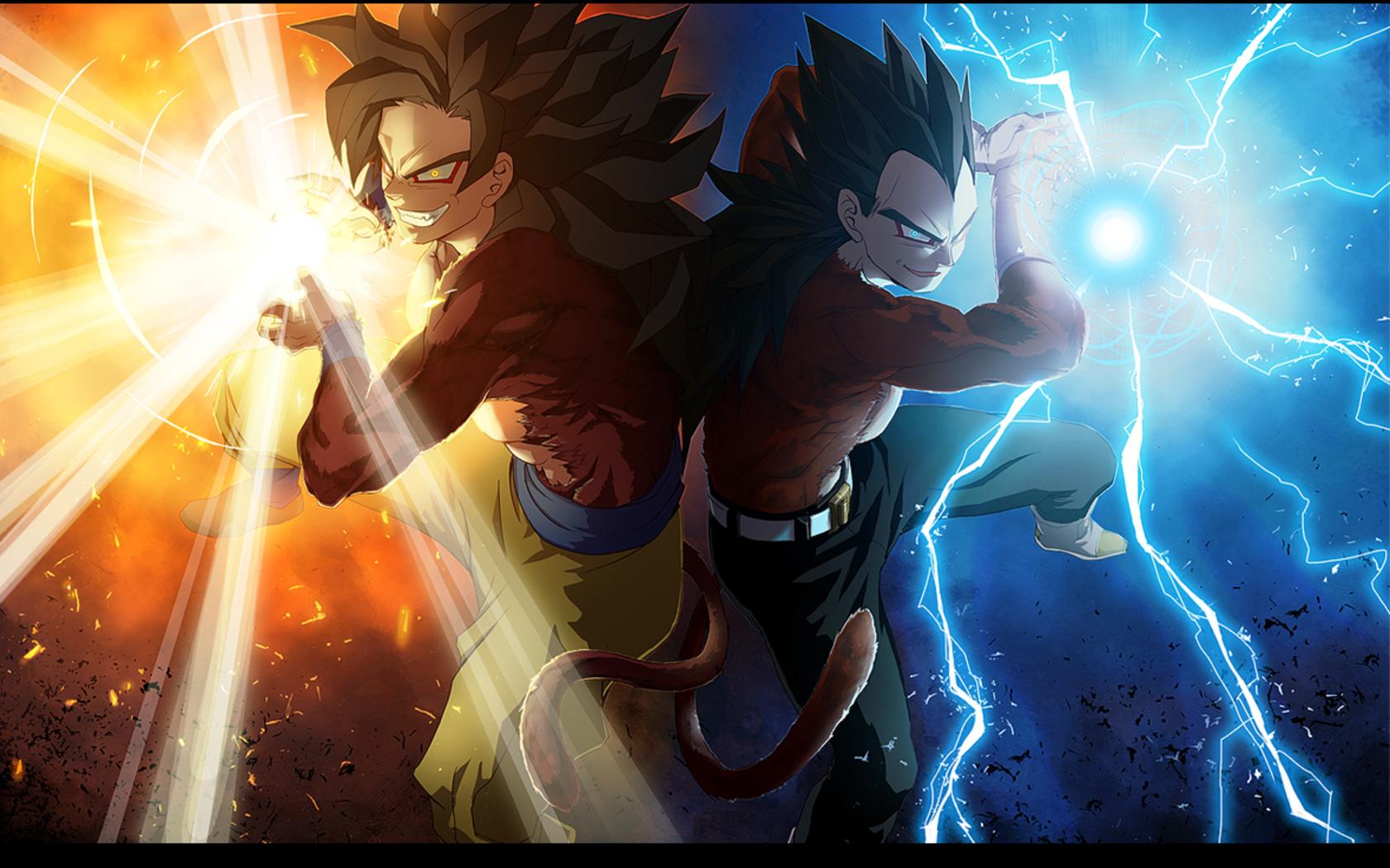 Goku Vegeta Hd Wallpaper Full HD Wallpapers 1680x1050