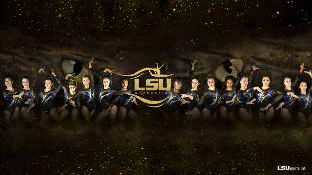 Download the 2015 LSU Gymnastics wallpaper at LSUsportsnetwallpapers 640x360
