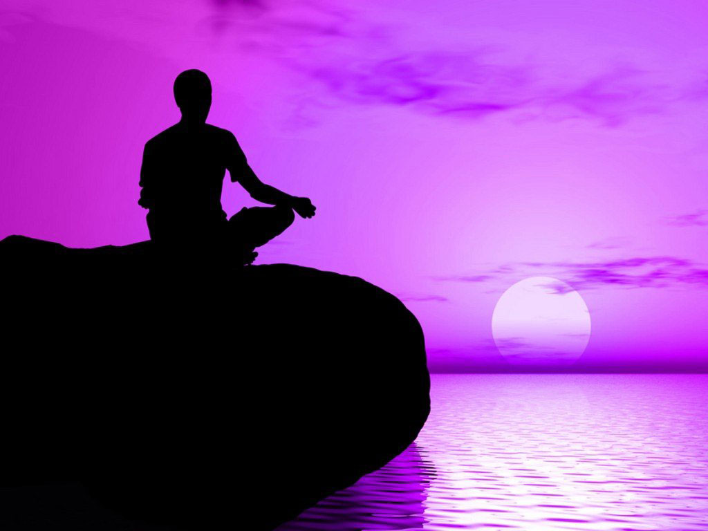 Meditation Desktop Wallpaper Download 1024x768