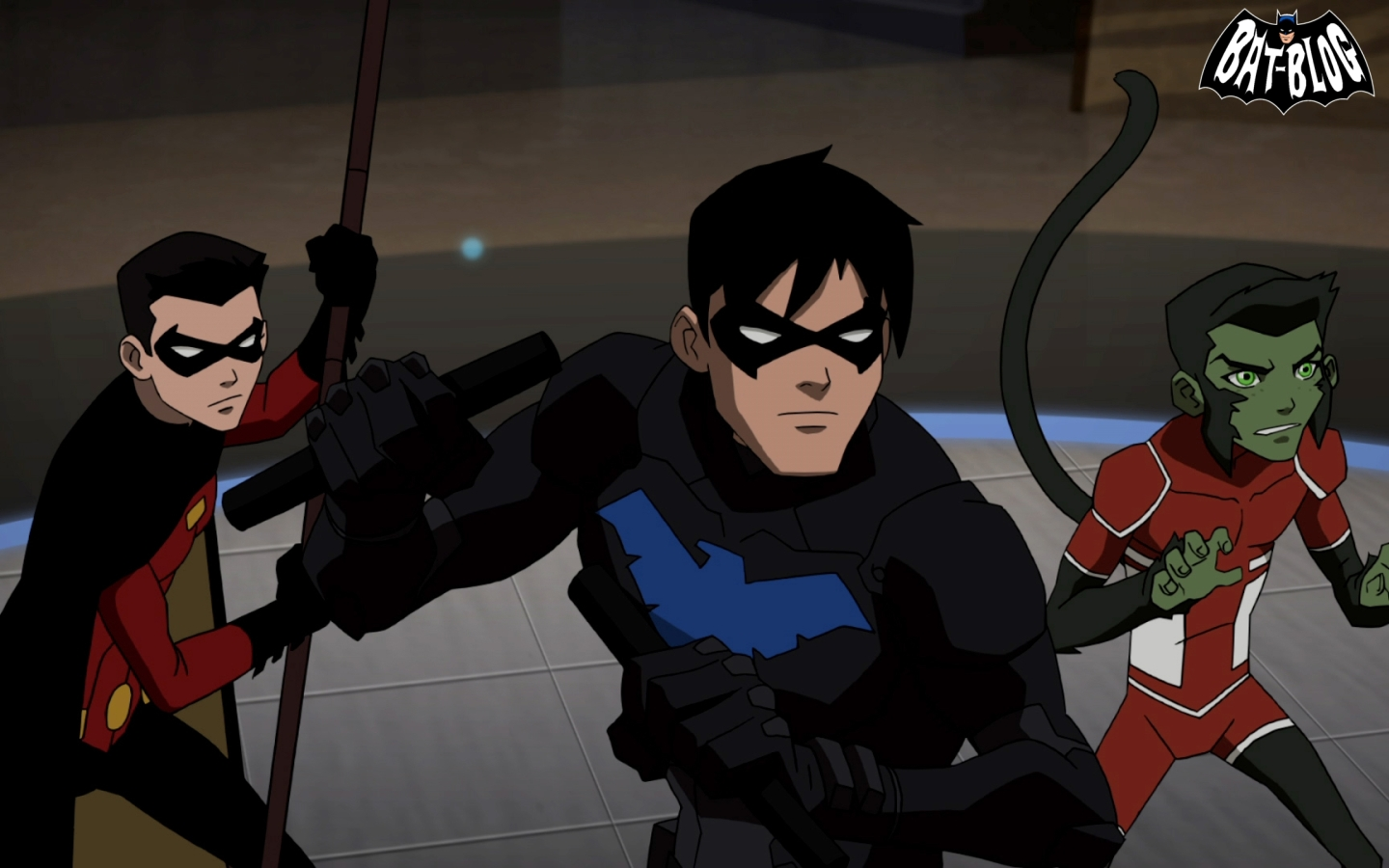 fcfxtodbsjs s1600 young justice nightwing robin wallpaper 1440x900