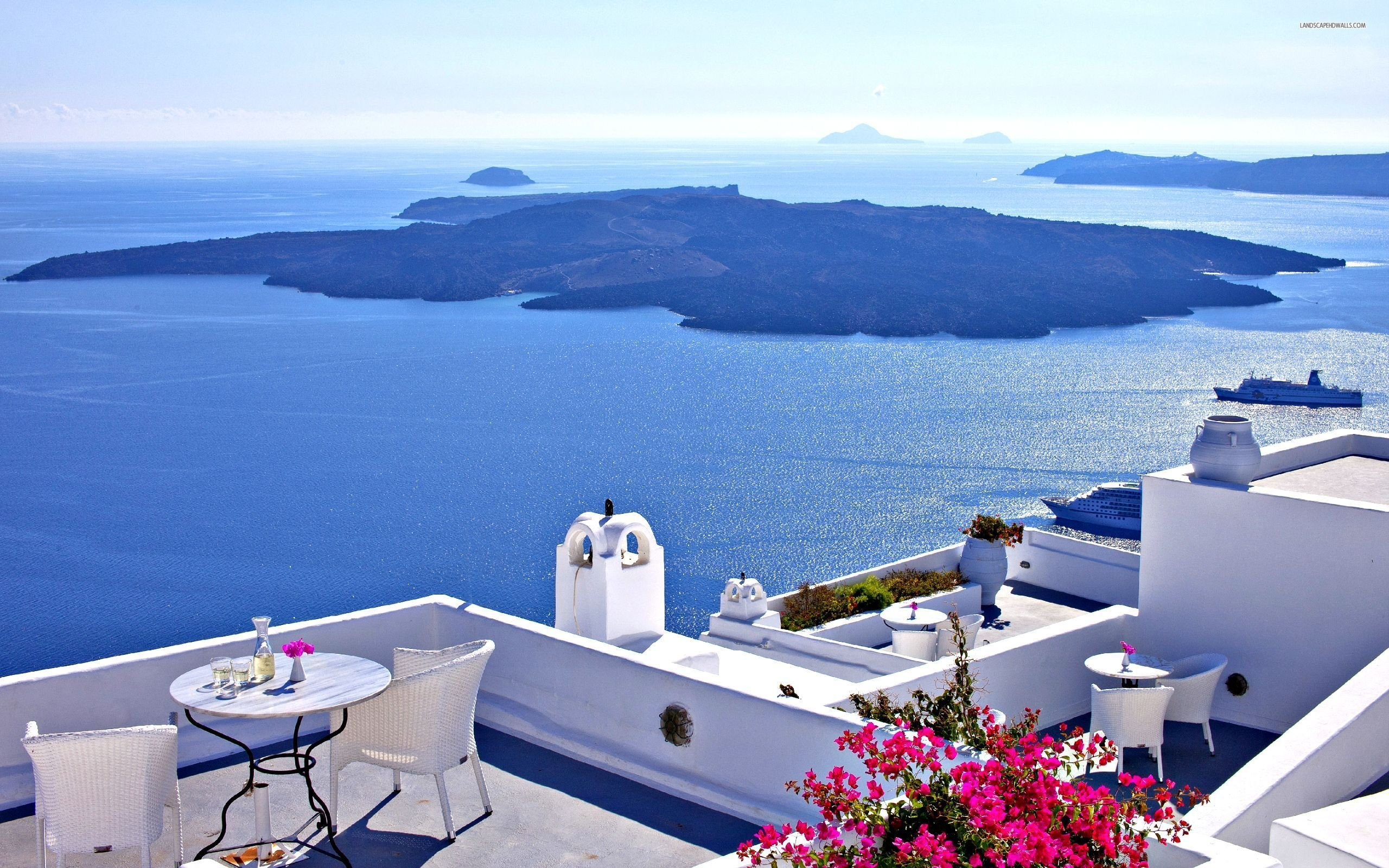 New Santorini Images GsFDcY HD Wallpapers 2560x1600