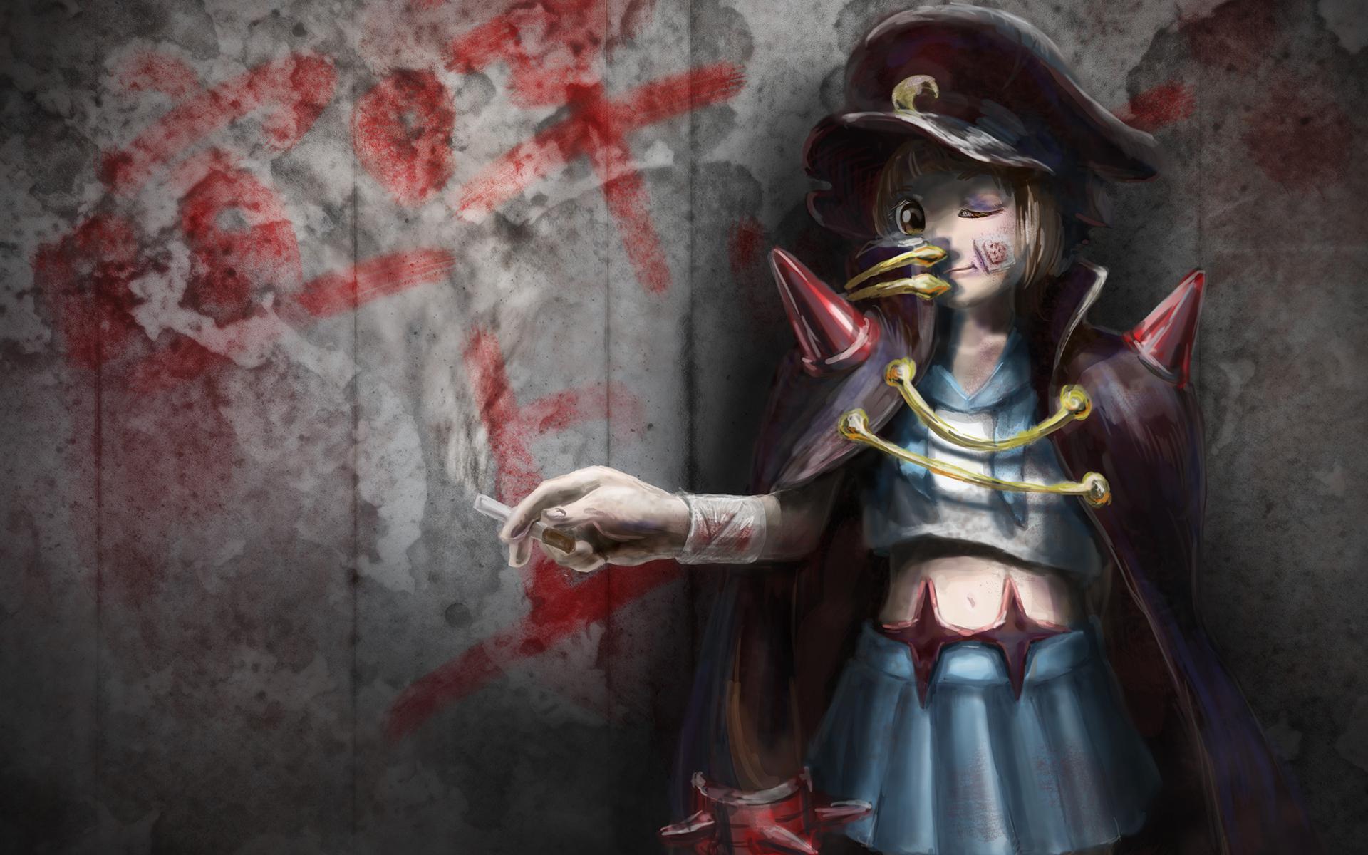 mako mankanshoku kill la kill girl anime hd wallpaper 1920x1200 1920x1200