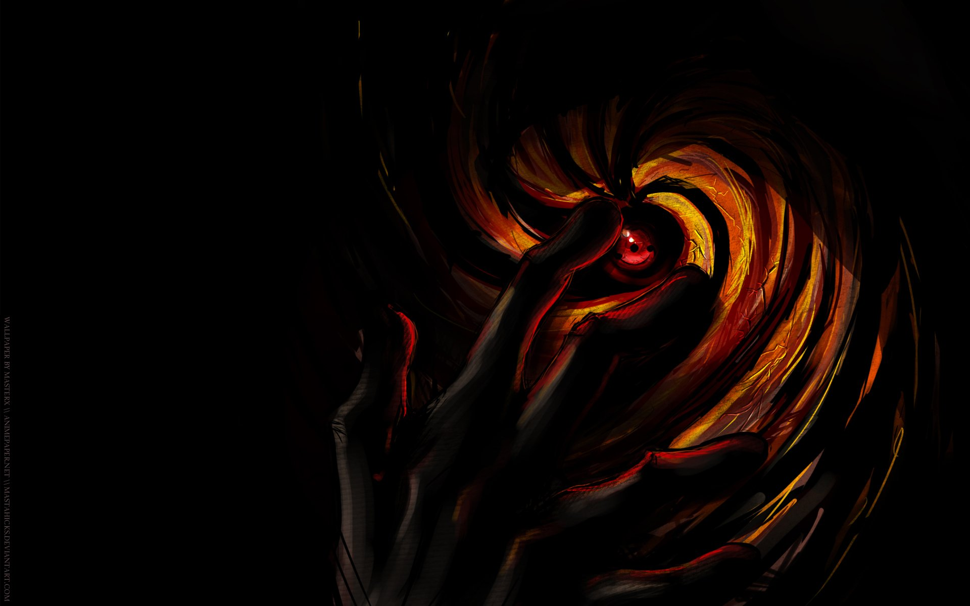 308 Obito Uchiha HD Wallpapers Background Images 1920x1200