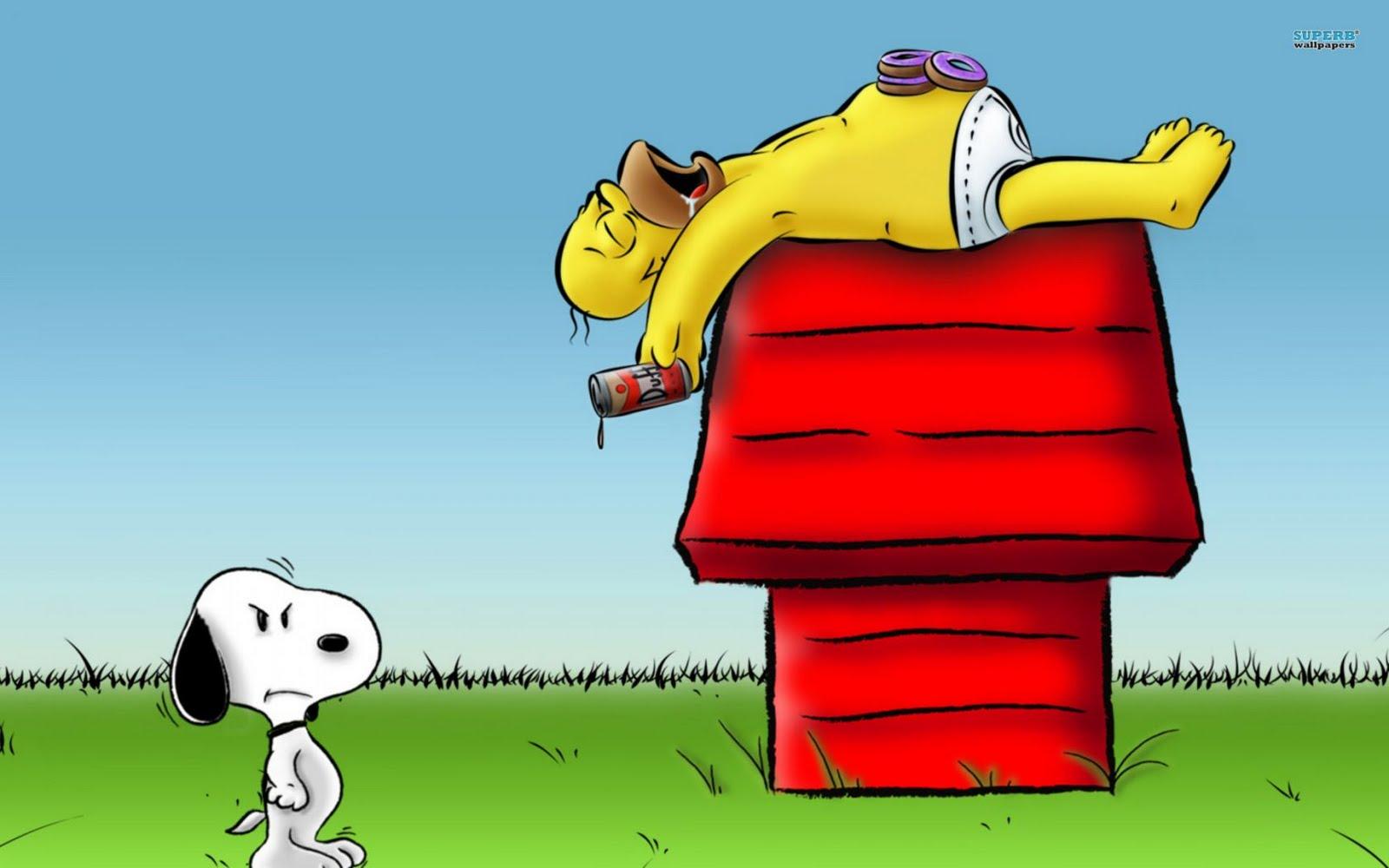 Snoopy peanuts desktop wallpaper Picture amp Wallpaper 1600x1000
