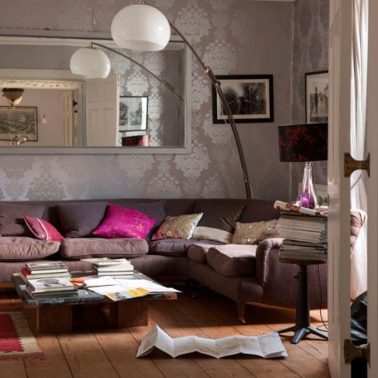 25 Best Living Room Wallpapers 550x550