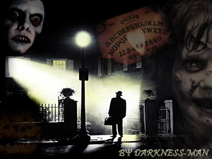 THE EXORCIST WALLPAPER by Darkness Man 900x675