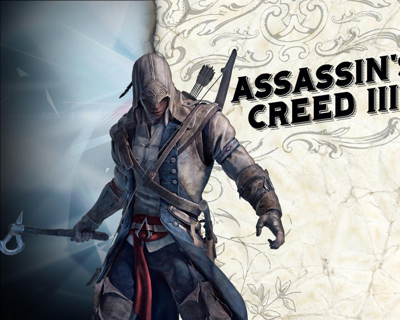 Assassins Creed 3 Wallpaper 1280x1024 assassins creed iii 1280x1024