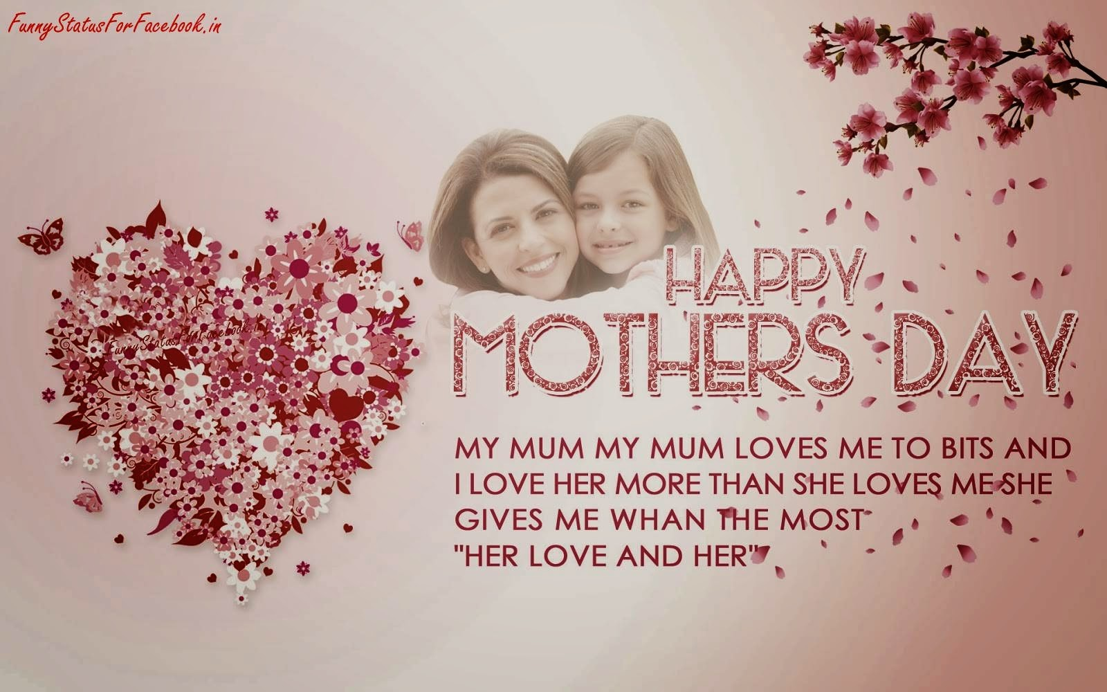 Happy Mothers Day Wallpaper HD Wallpapers 4k Amazing Desktop 1600x1000