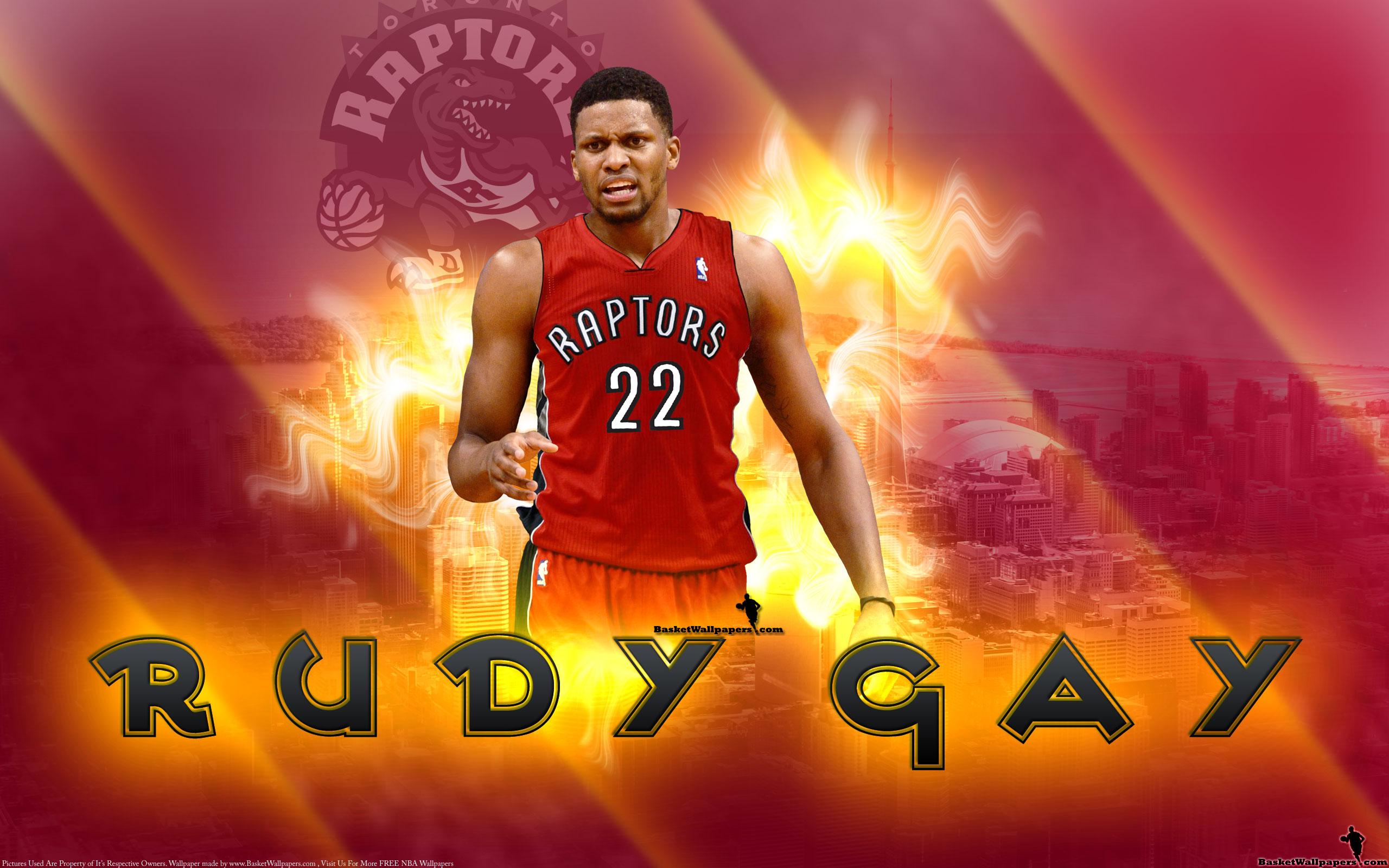 Description Rudy Gay Toronto Raptors 2013 is a hi res Wallpaper for 2560x1600