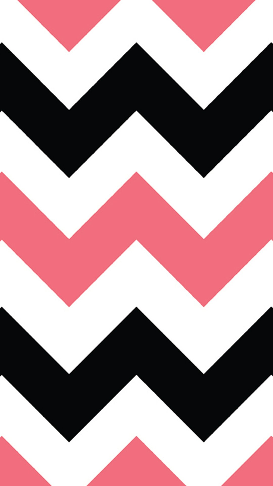48 Pink And White Chevron Wallpaper On Wallpapersafari