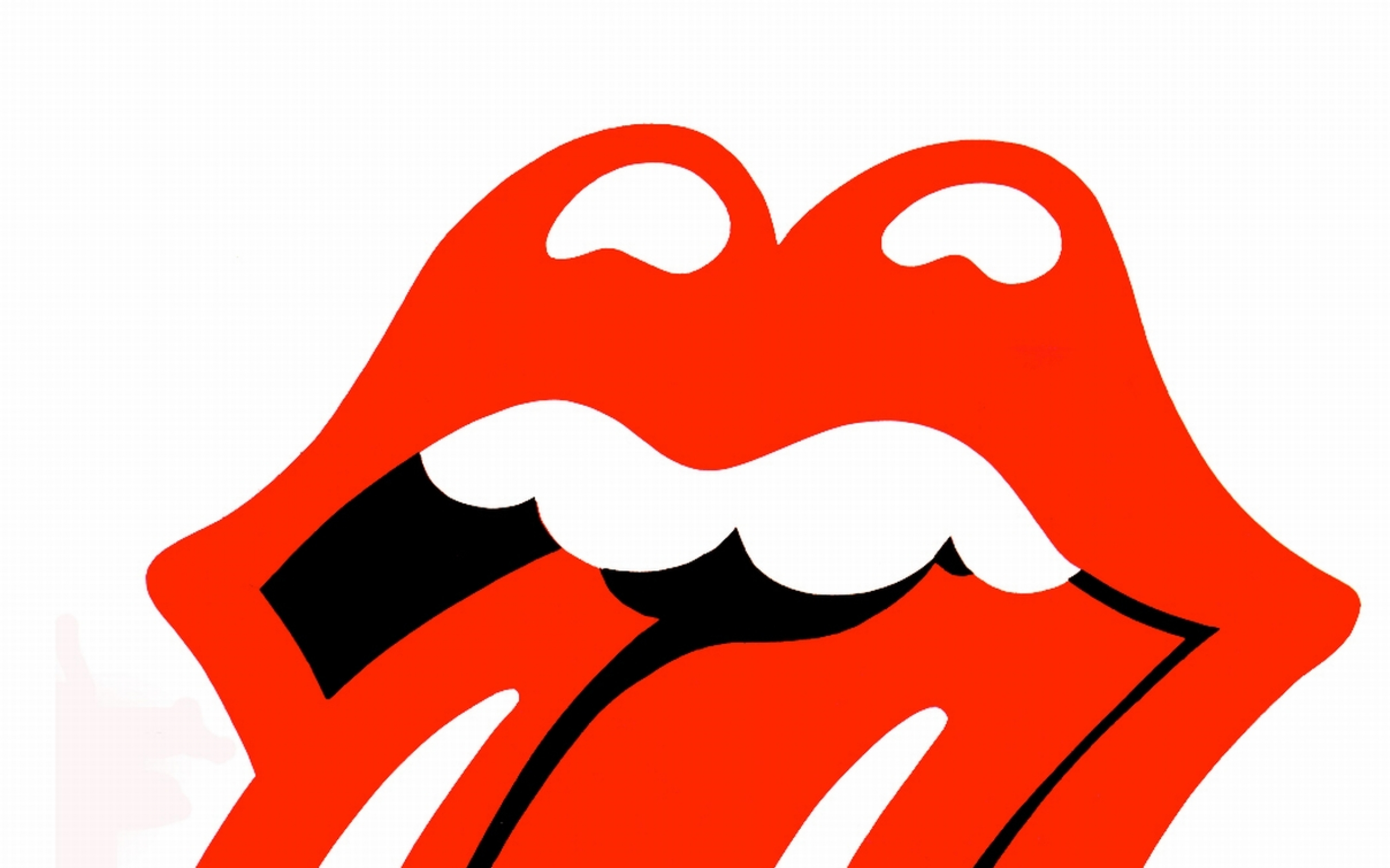 rolling stones tongue music bands Best WallpapersTop Wallpapers 2560x1600