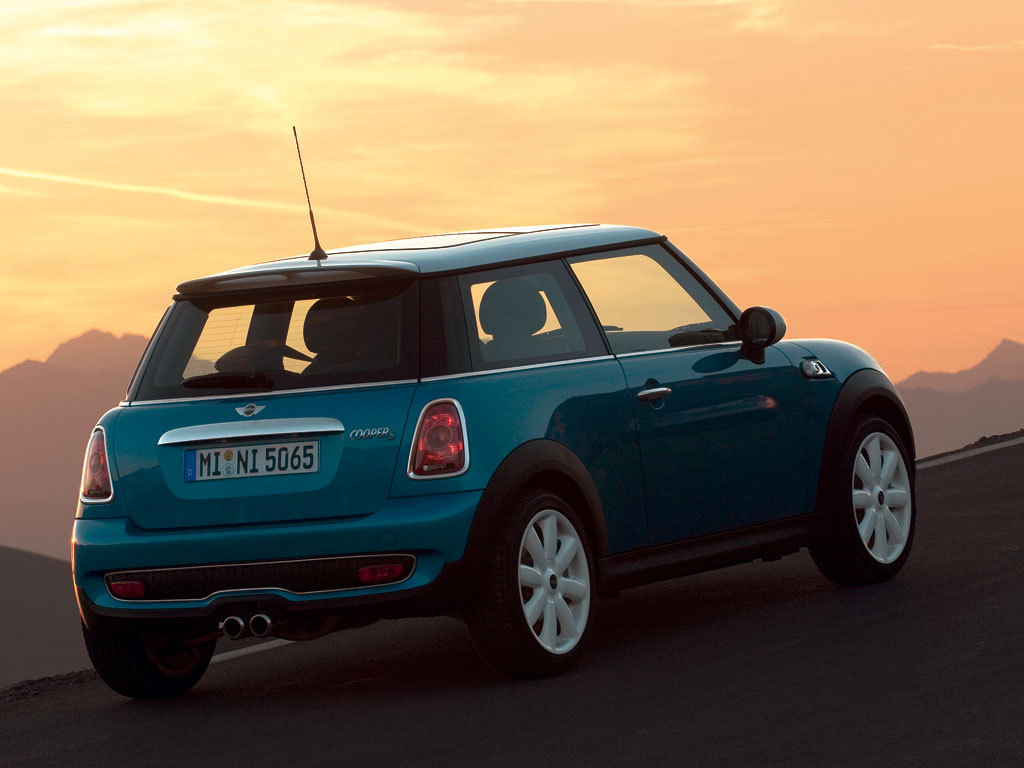 Mini Cooper   Mini Cooper Wallpaper 4180227 1024x768