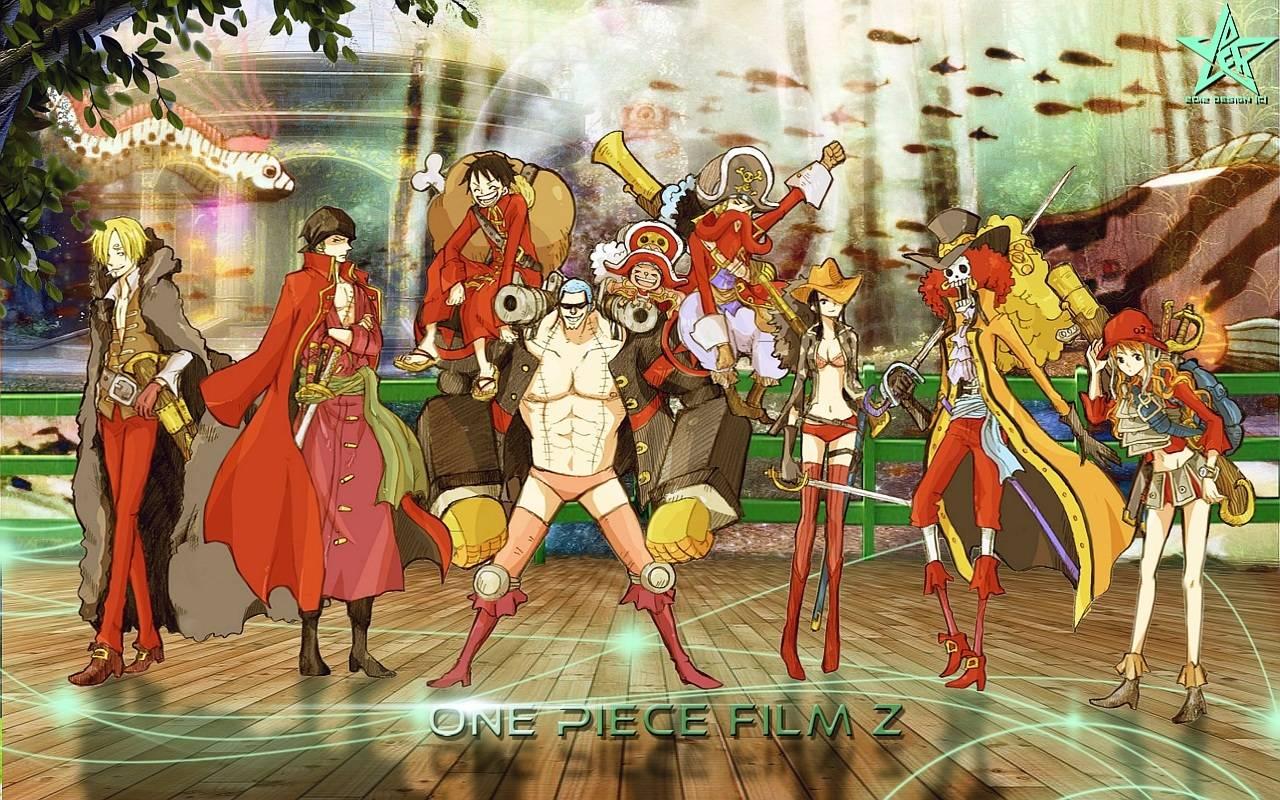 One Piece Film Z   One Piece Wallpaper 1280x800