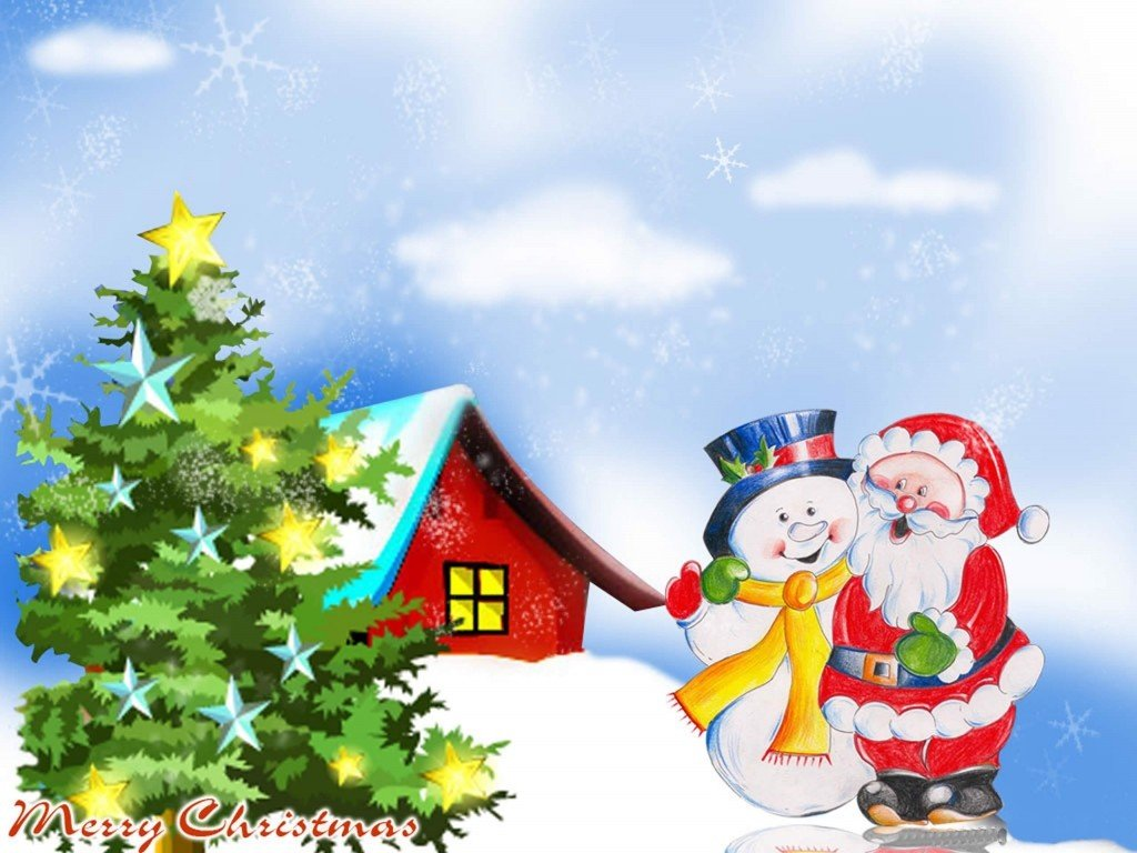 Christmas Wallpapers HD HD Wallpapers Backgrounds Photos 1024x768