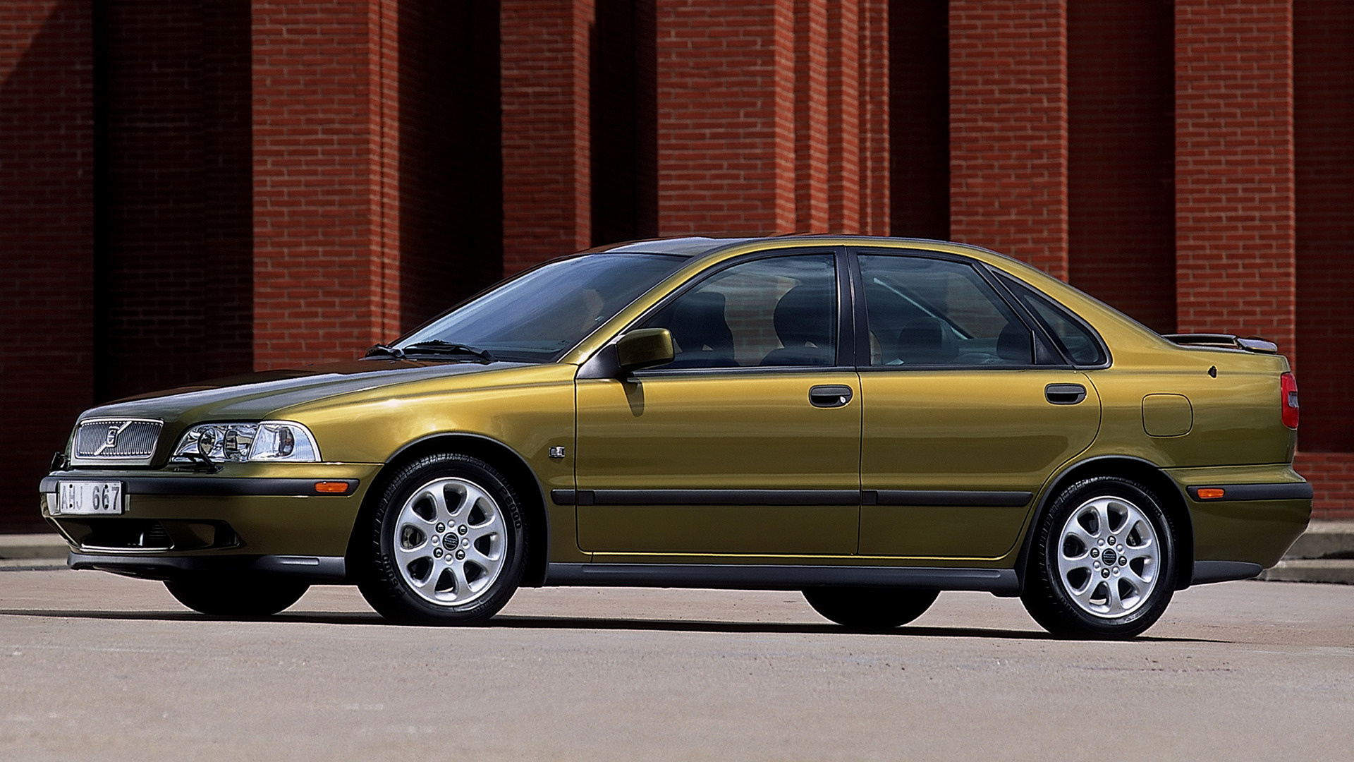 1996 Volvo S40   Wallpapers and HD Images Car Pixel 1920x1080