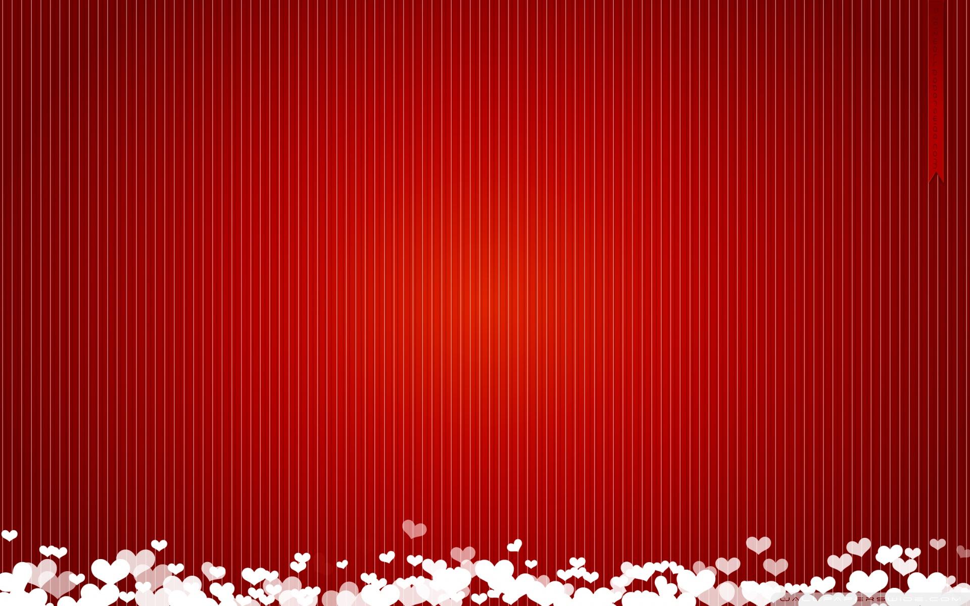 Love Valentine Red Background Wallpaper Dekstop   Powerline Plus Ltd 1920x1200