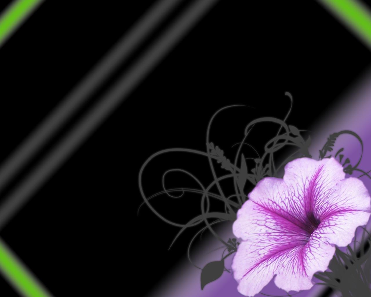 3d flower wallpaper 3D Wallpaper Box 1280x1024