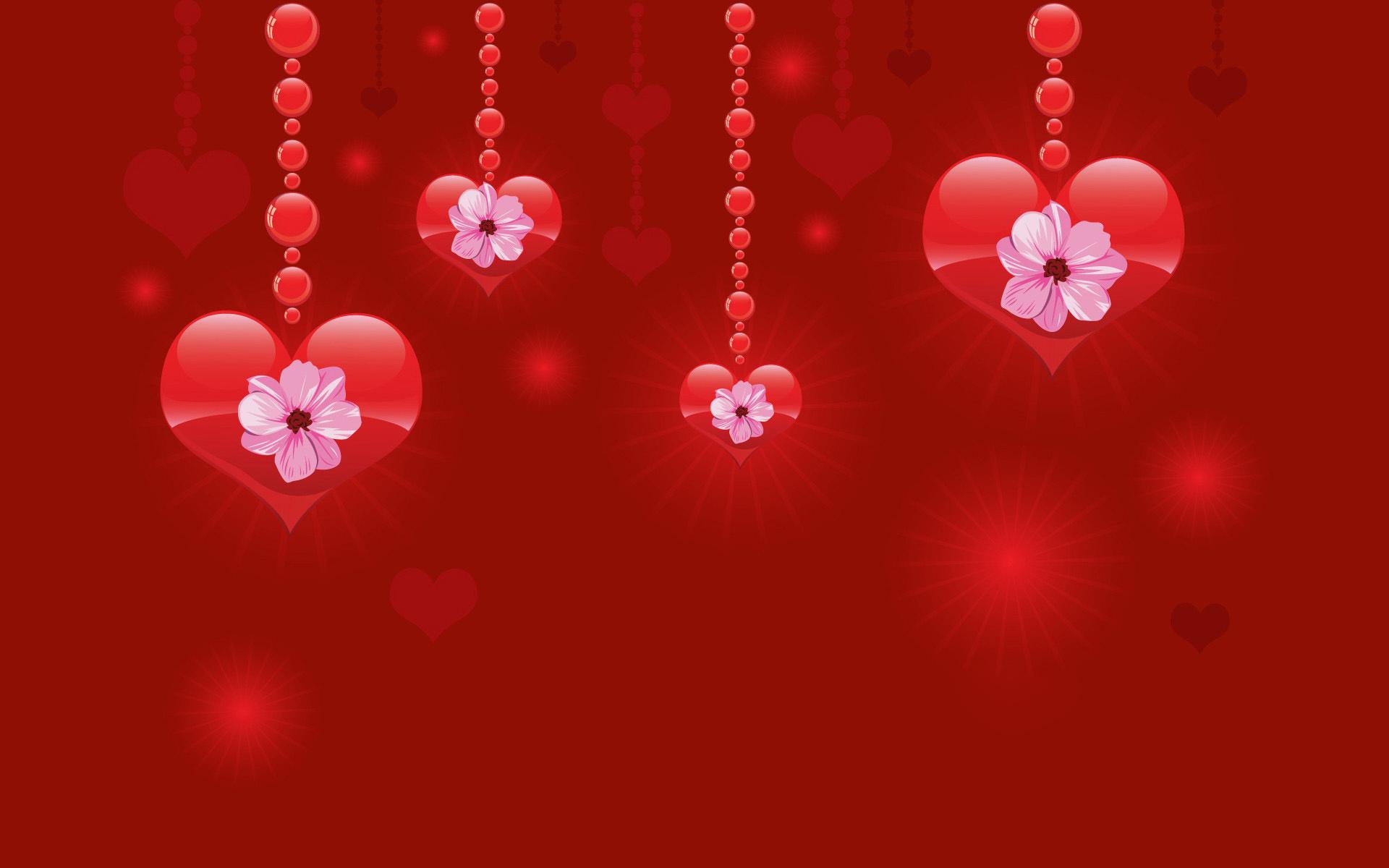 Desktop Wallpaper Valentine's Day - WallpaperSafari