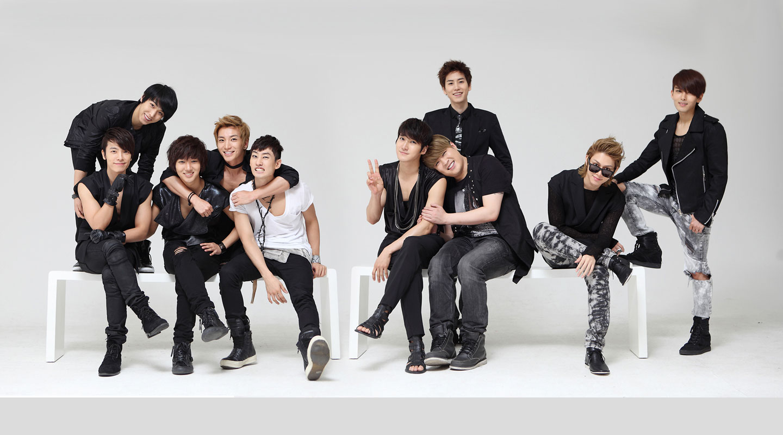 Super Junior Suju Wallpaper HD Beautiful Song Lyrics 1440x800