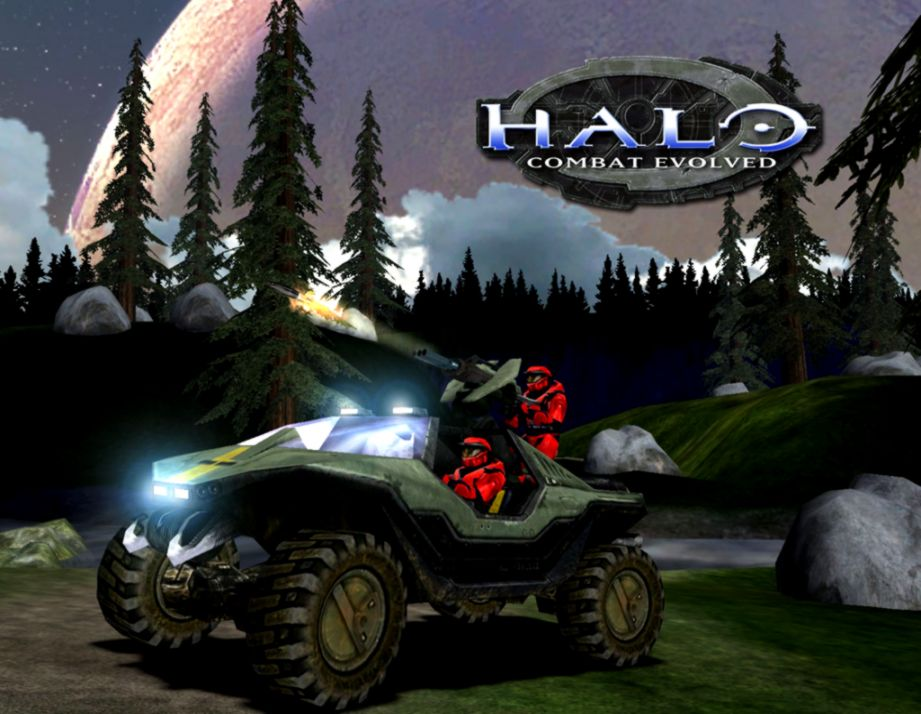 Halo Combat Evolved Cars Wallpaper Just Wallpapers 921x714
